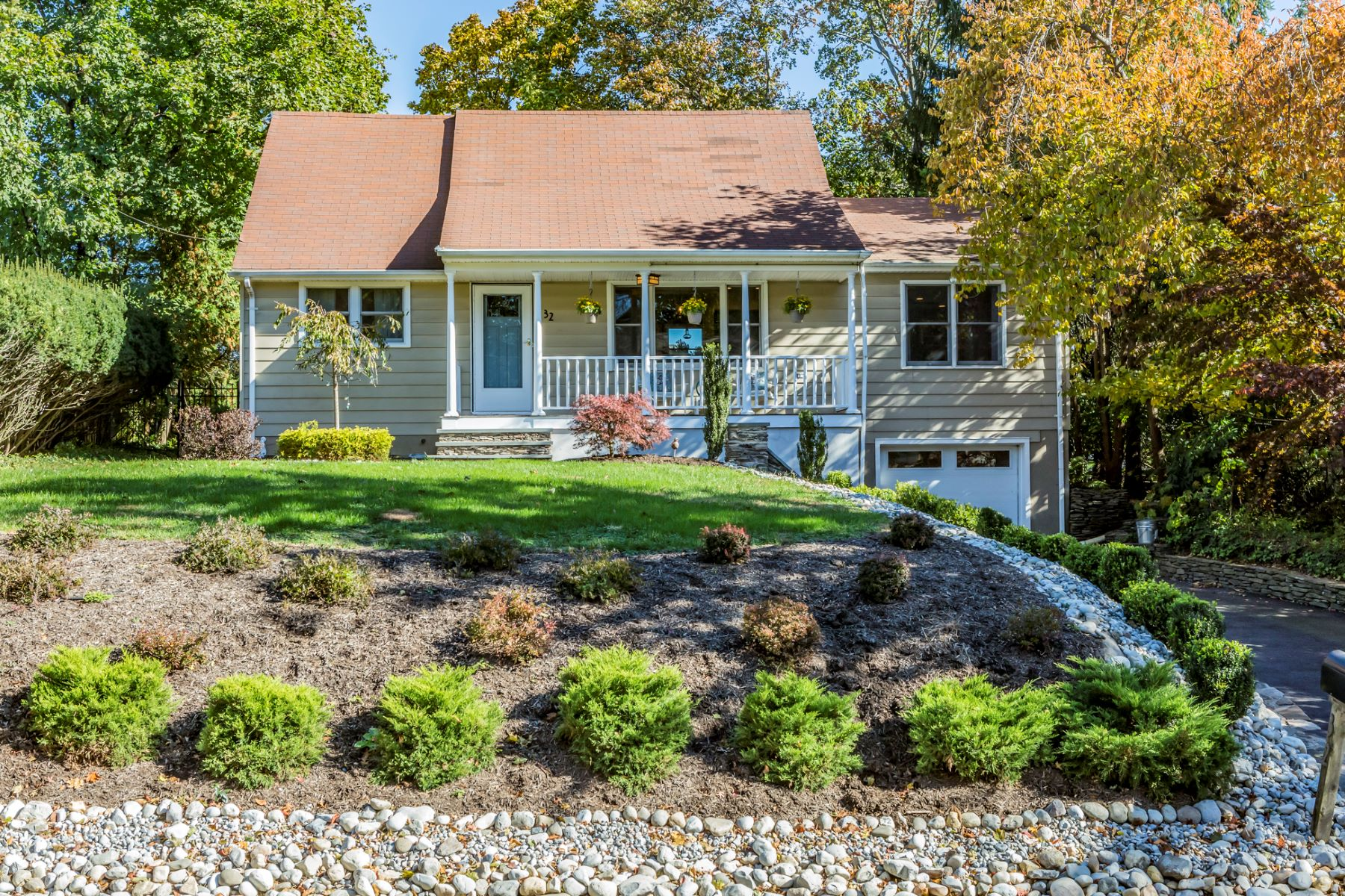 Single Family Home for Sale at Cape Celebrates the Joys of Small Town Living 32 Academy Street, Princeton, New Jersey 08540 United StatesMunicipality: South Brunswick Township