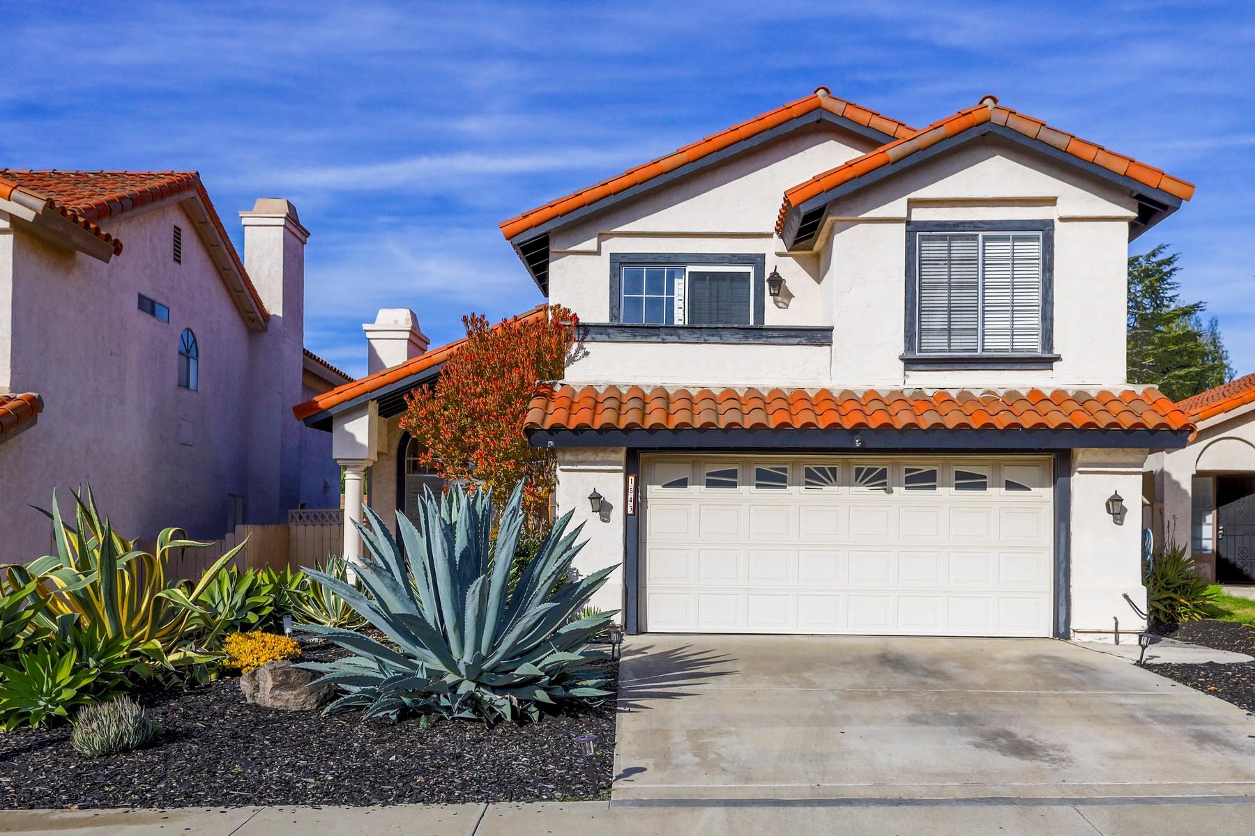 Single Family Homes para Venda às Vista, Califórnia 92081 Estados Unidos