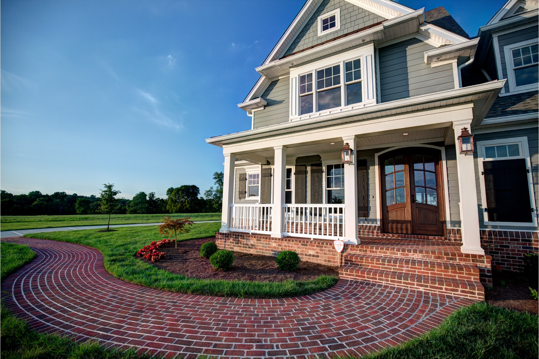 Maison unifamiliale pour l Vente à 208 The Oaks Blvd Nicholasville, Kentucky, 40356 États-Unis