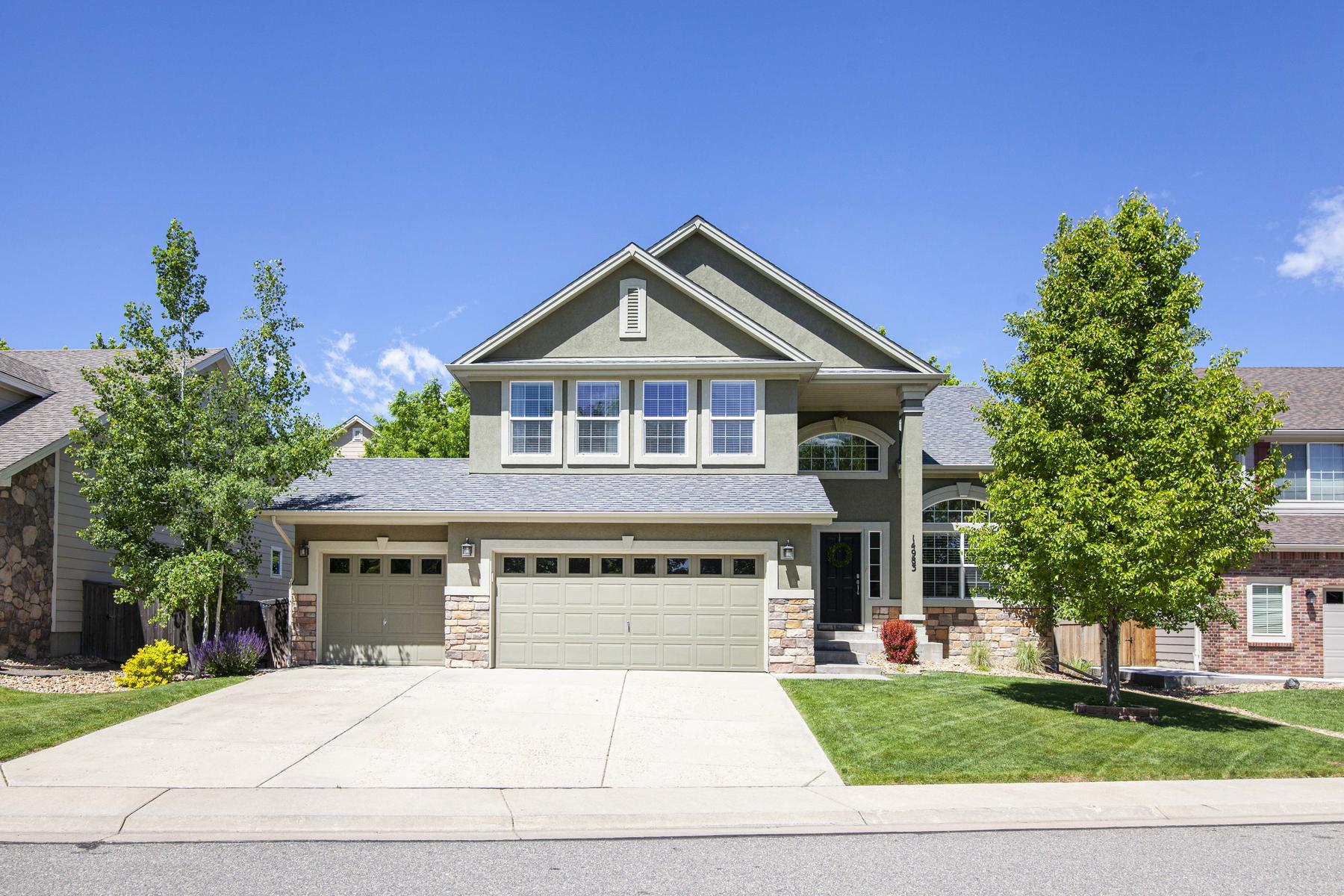 Single Family Homes for Sale at Fantastic Location in The Desirable Haven Pool Community! 14983 Columbine Street Thornton, Colorado 80602 United States