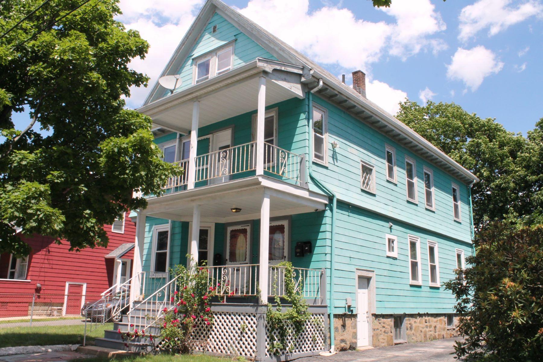 Copropriété pour l Vente à 85 Wicklow Avenue Medford, Massachusetts, 02155 États-Unis