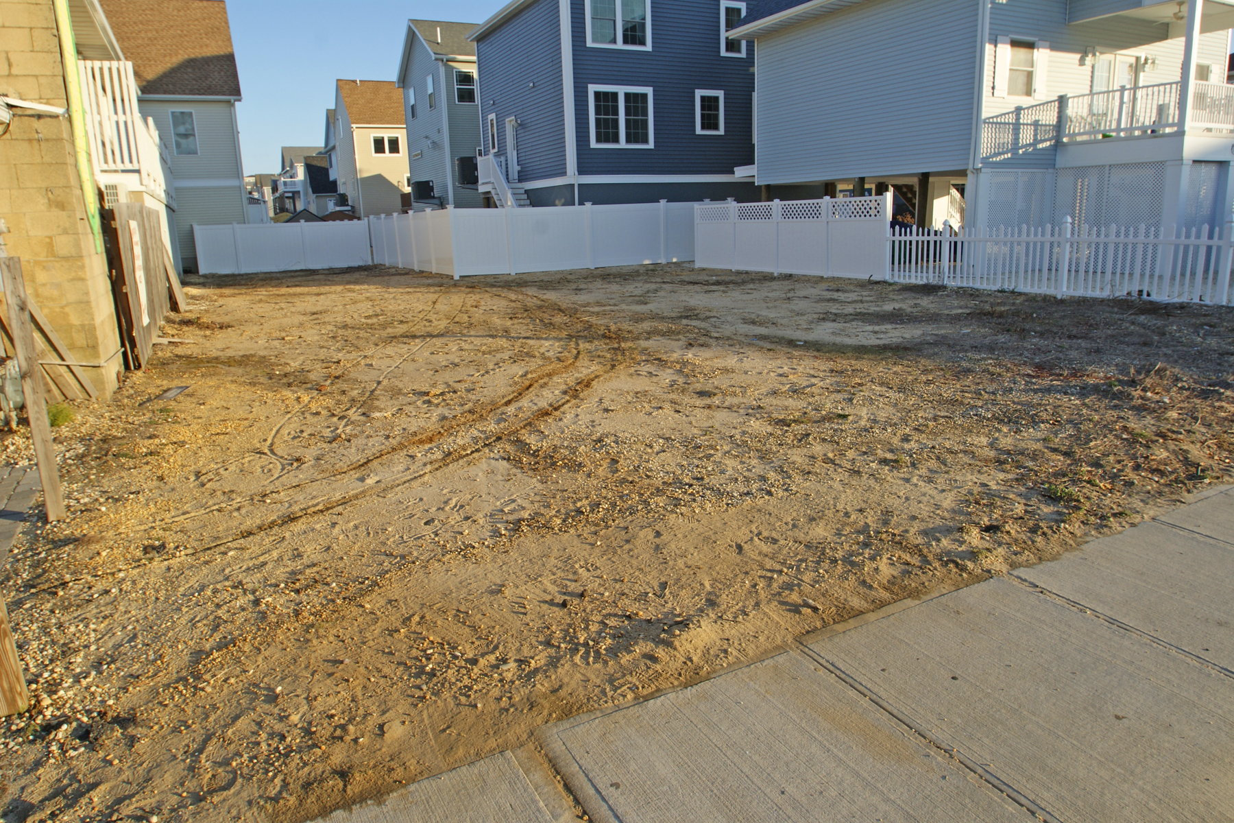 Land for Active at Oversized Lot On The Oceanside 1756 Route 35 North Ortley Beach, New Jersey 08751 United States