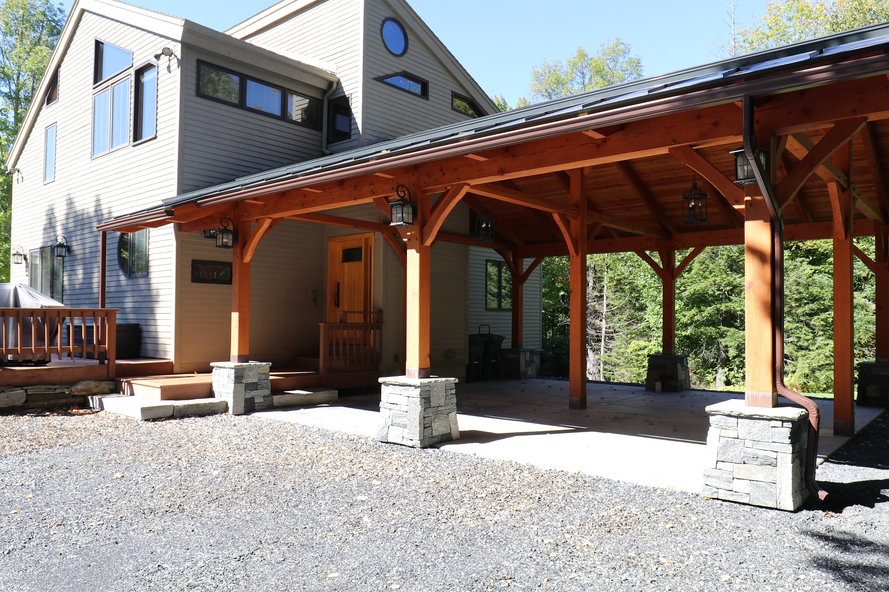 single family homes for Sale at Brookside 426 Roaring Brook Road Killington, Vermont 05751 United States