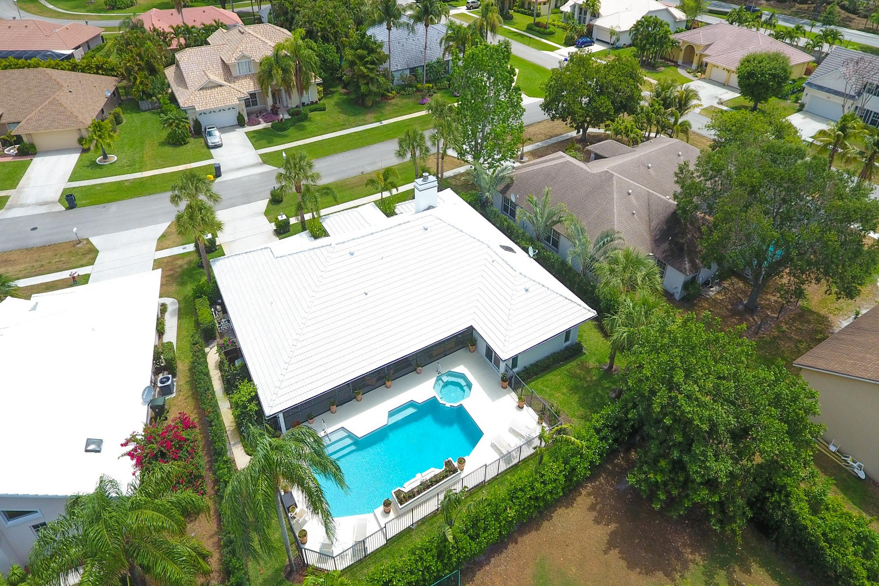 Single Family Home for Sale at 12855 Kingsway Road Wellington, Florida, 33414 United States