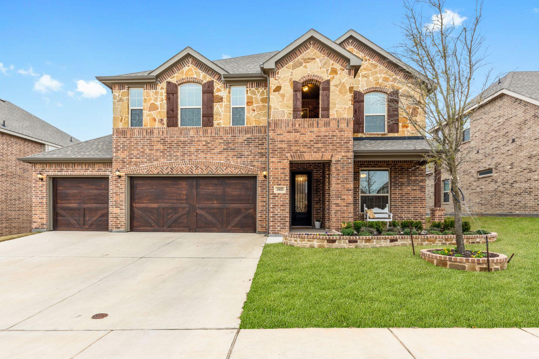 Single Family Homes für Verkauf beim Aledo, Texas 76008 Vereinigte Staaten