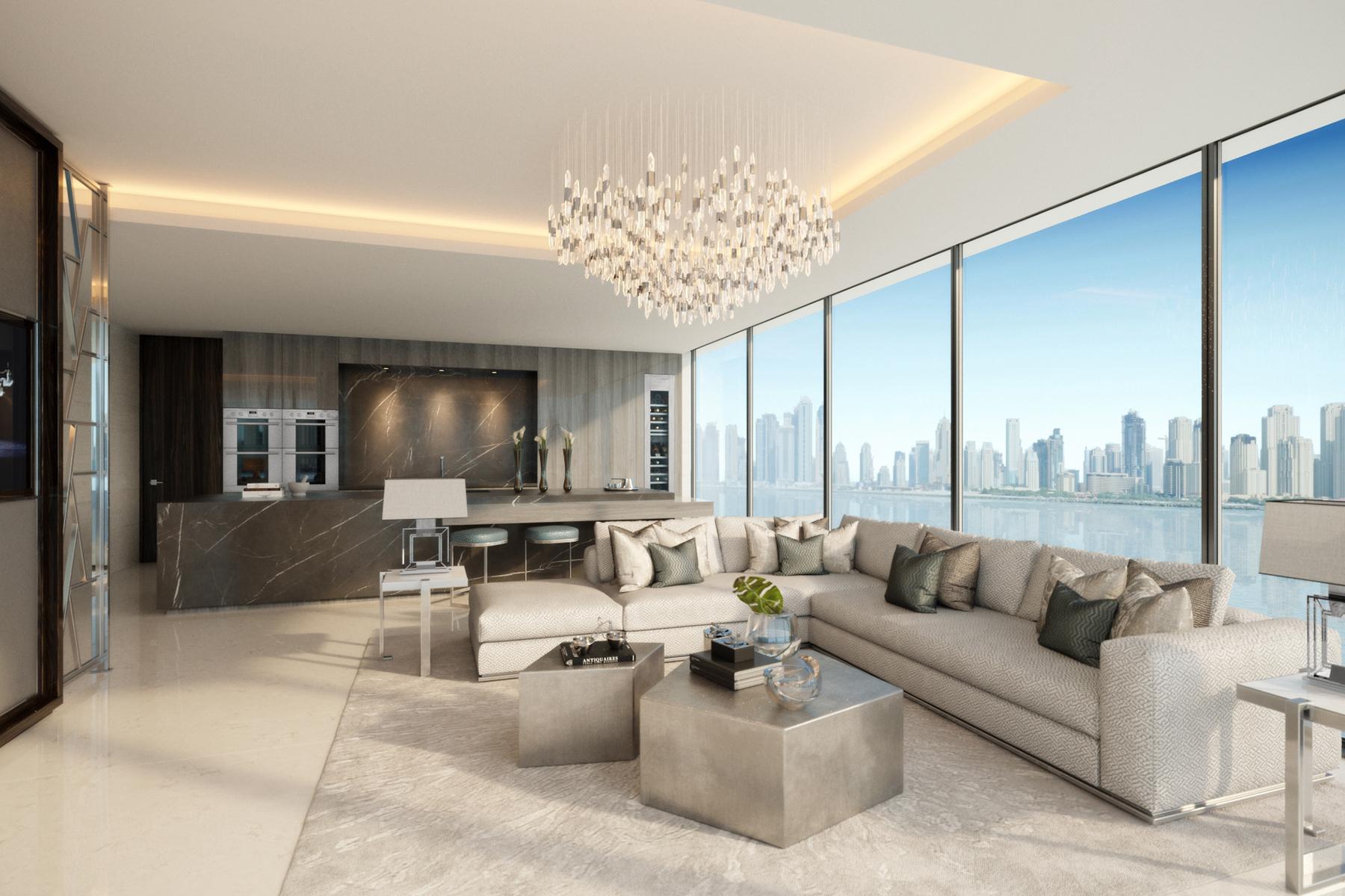 Apartamento para Venda às One Palm - Simplex Apartment Dubai, Dubai Emirados Árabes Unidos