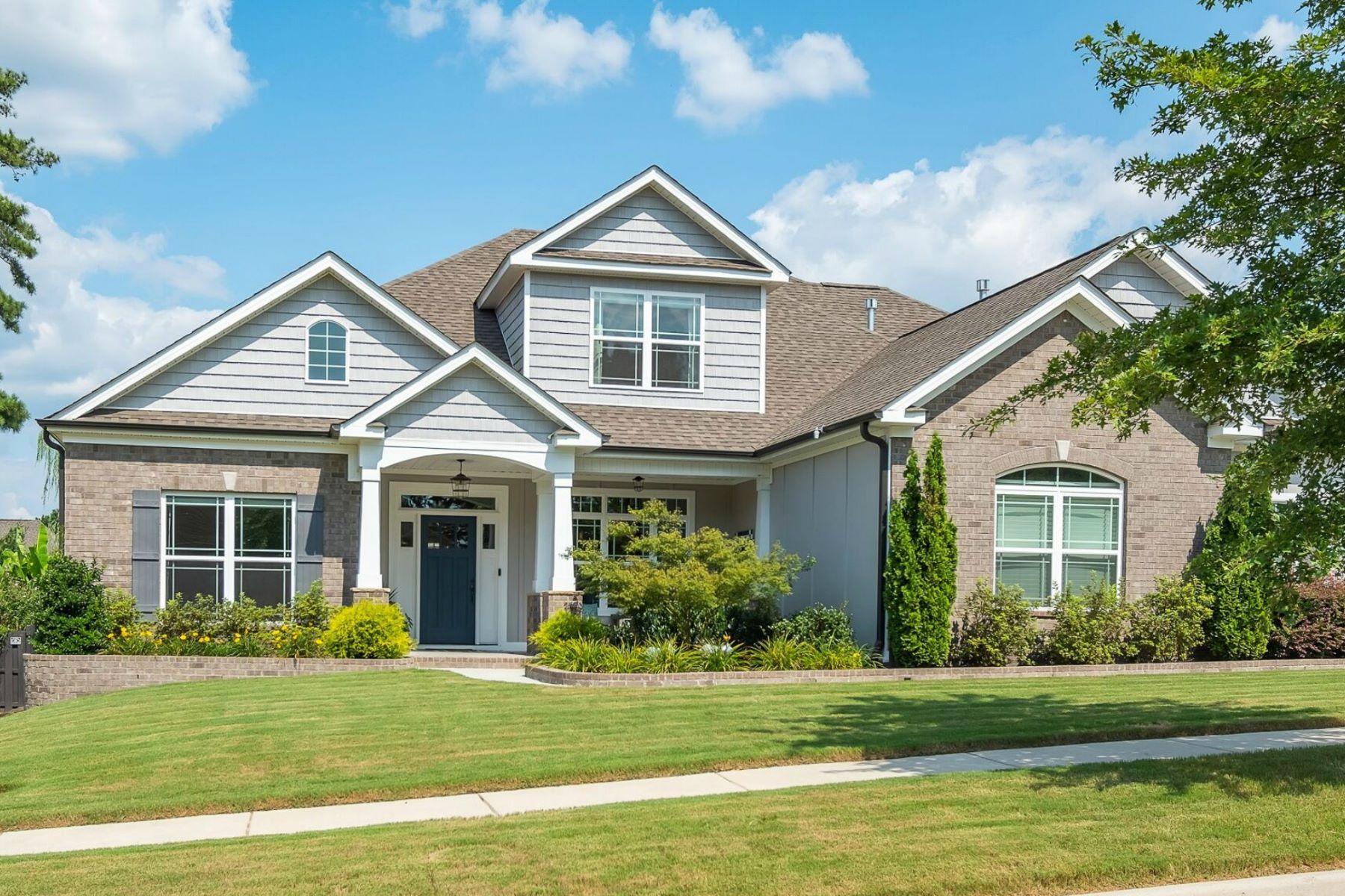 Single Family Homes por un Venta en 27 Autumn Ashe Road 27 Autumn Ashe Drive Madison, Alabama 35756 Estados Unidos