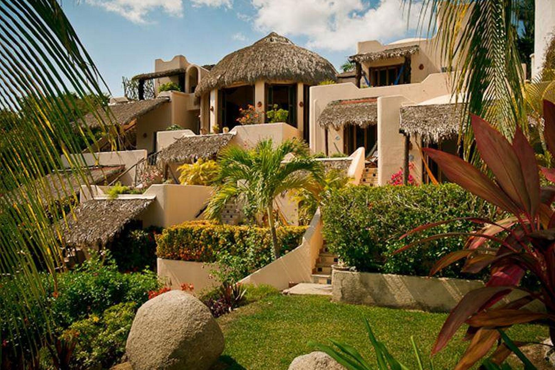 独户住宅 为 销售 在 Villa Agua Azul 瓦图尔科, 瓦哈卡, 45010 墨西哥