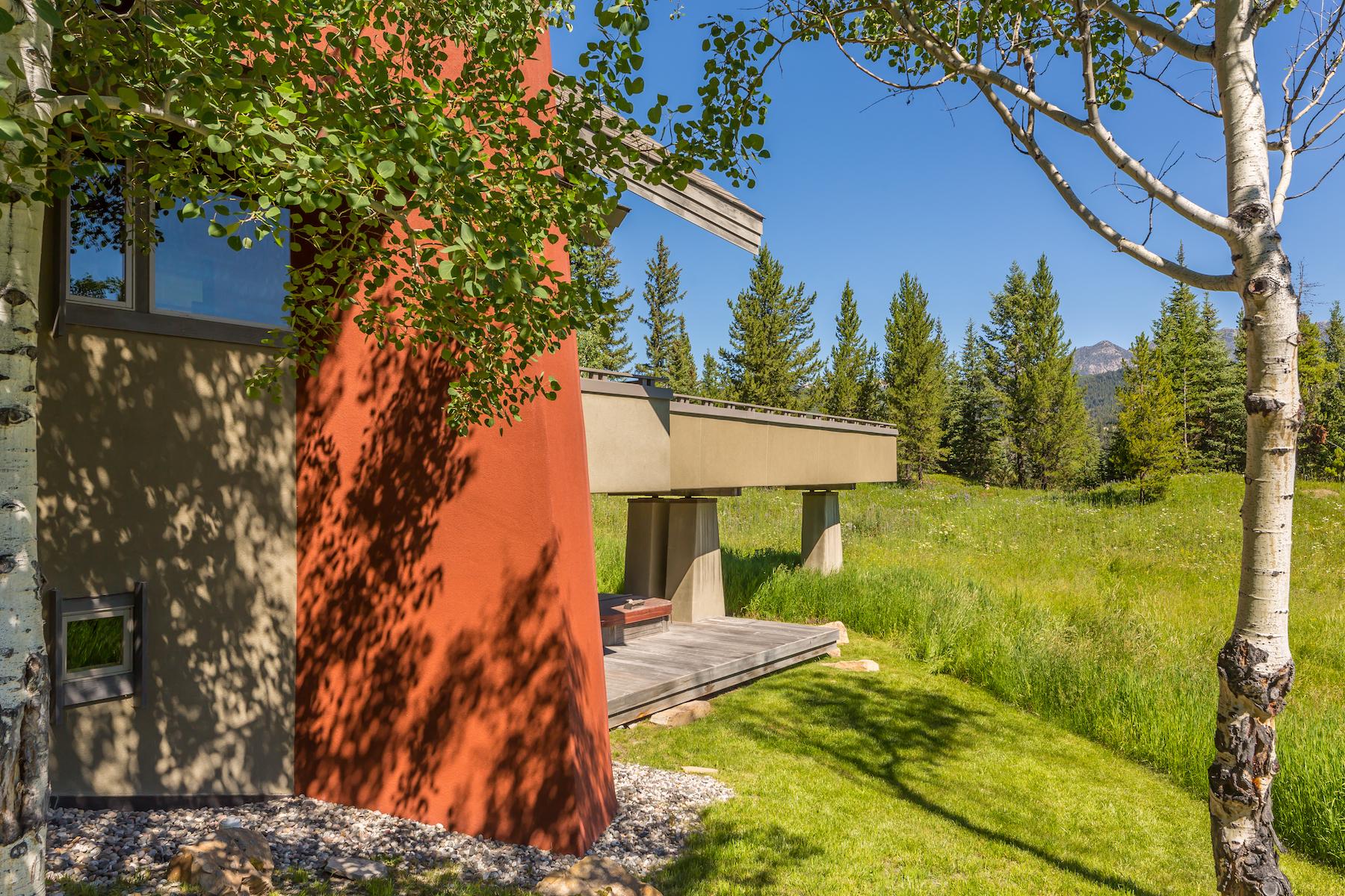 Additional photo for property listing at 55 Gray Owl Lane 55 Gray Owl Lane Big Sky, Montana 59716 United States