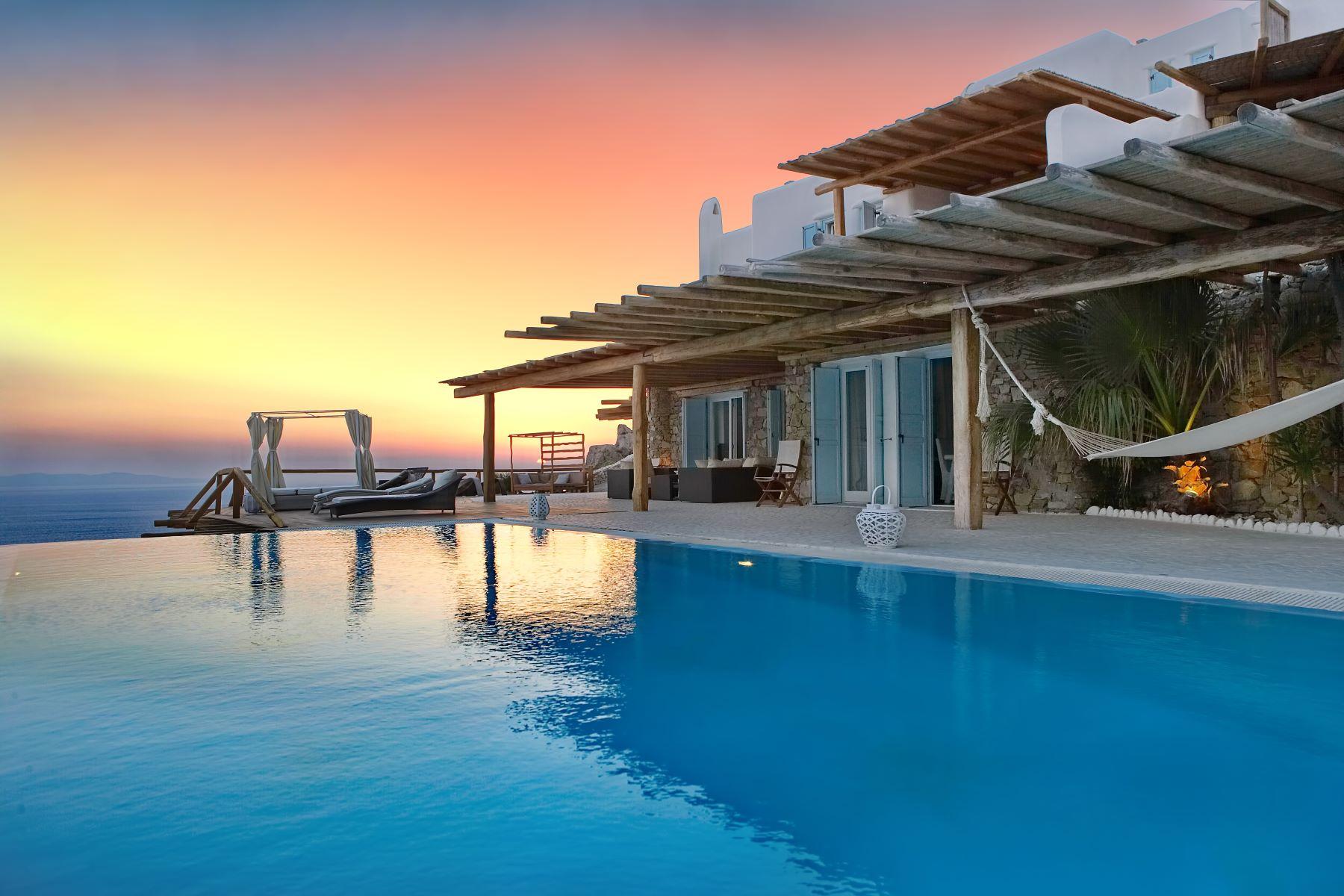 Single Family Home for Sale at Garden of Eden Mykonos, Southern Aegean, Greece