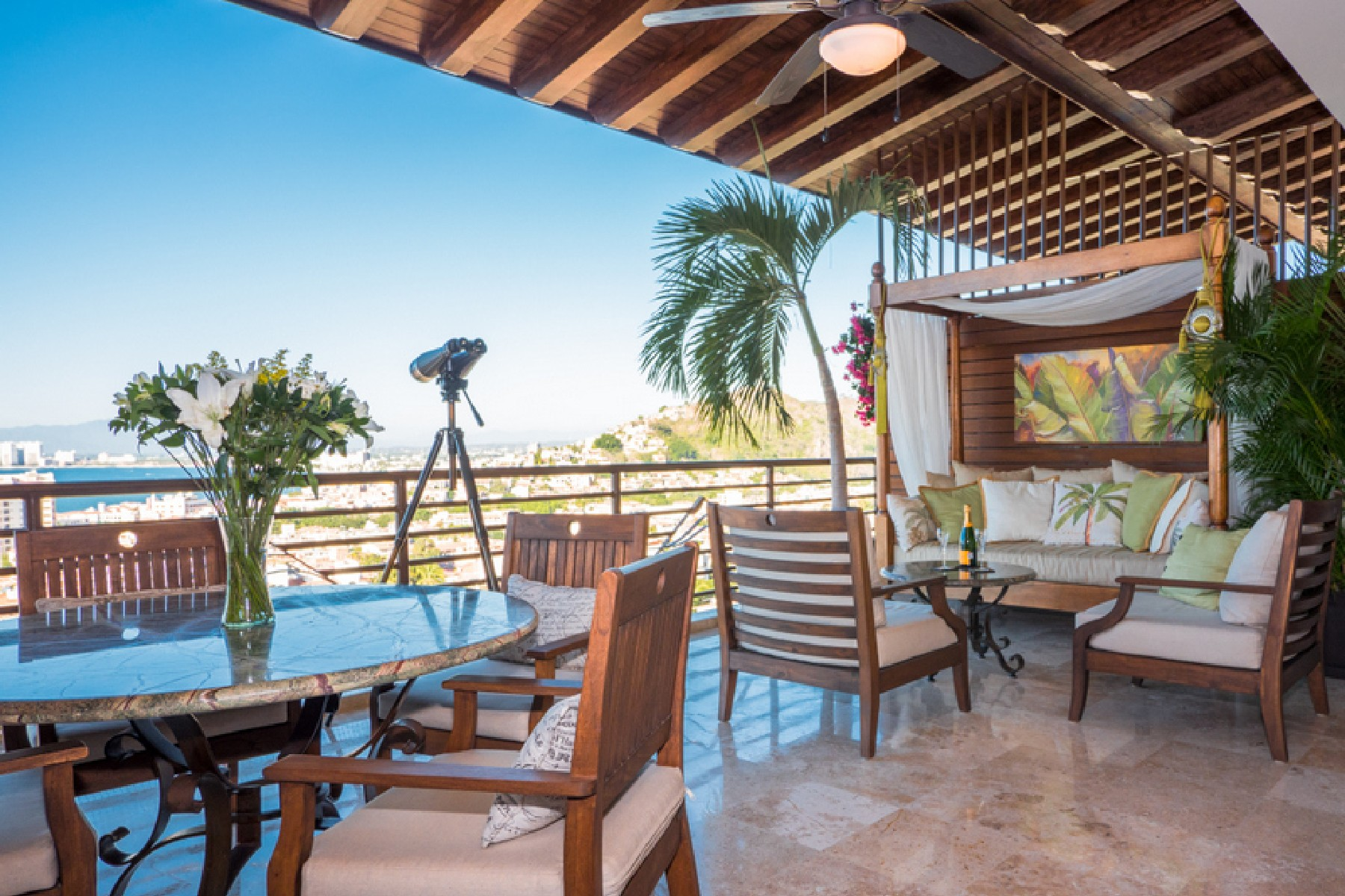 Additional photo for property listing at Signature by Pinnacle PH2 Calle Pulpito 180 Puerto Vallarta, Jalisco 48380 Mexico