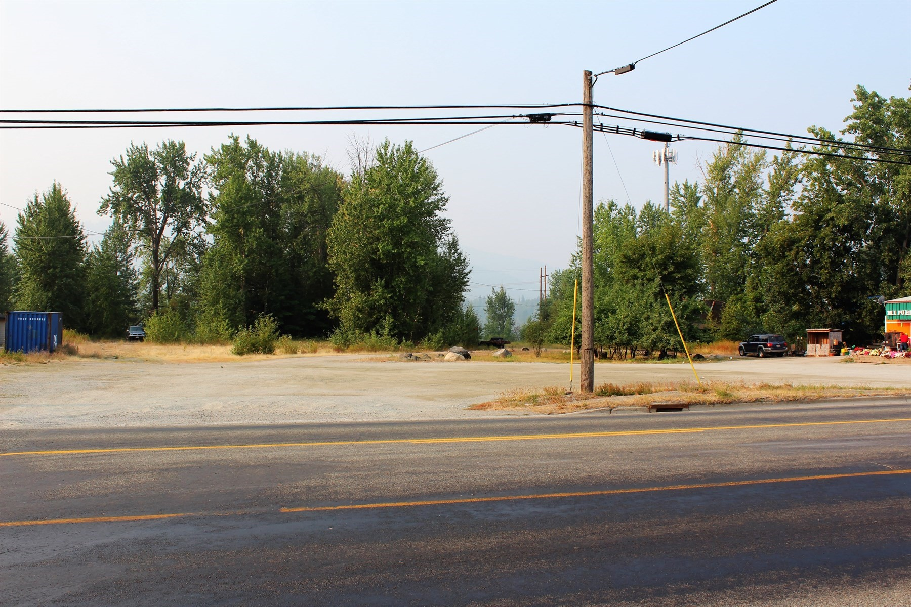 Land for Active at Commercial Acreage 0 Highway 2 Priest River, Idaho 83856 United States