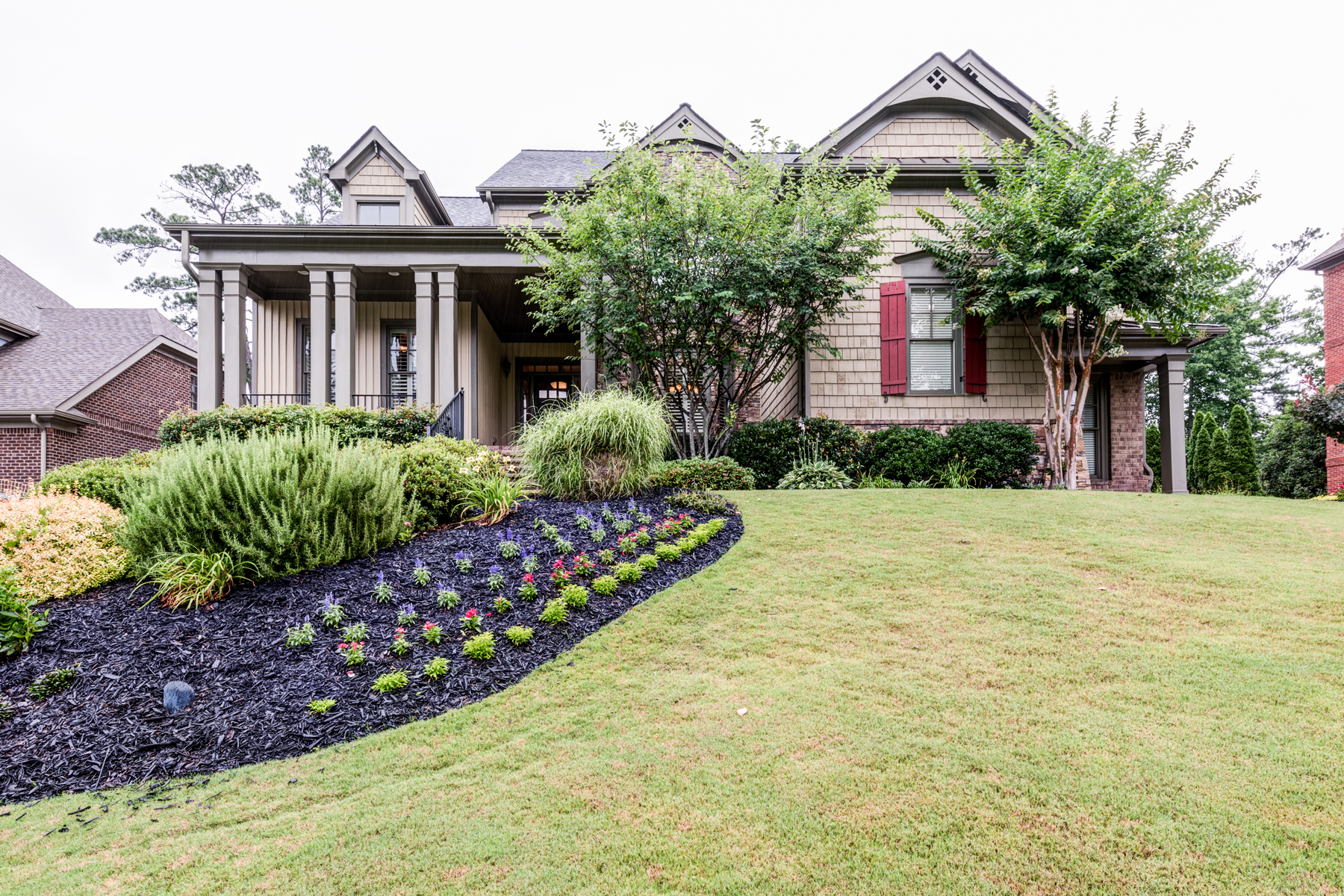 Single Family Home for Sale at Overlook At Marietta Country Club 2154 Tayside Crossing NW Kennesaw, Georgia, 30152 United States