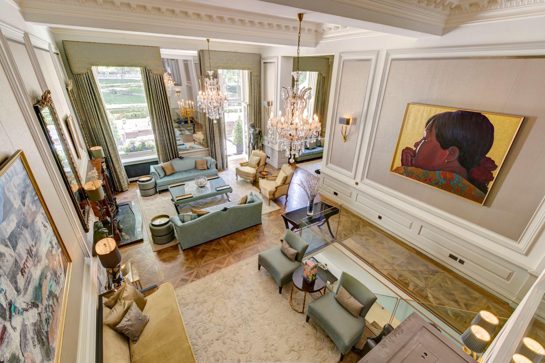 Apartamento por un Alquiler en Princes Gate, South Kensington, SW7 London, Inglaterra, Reino Unido
