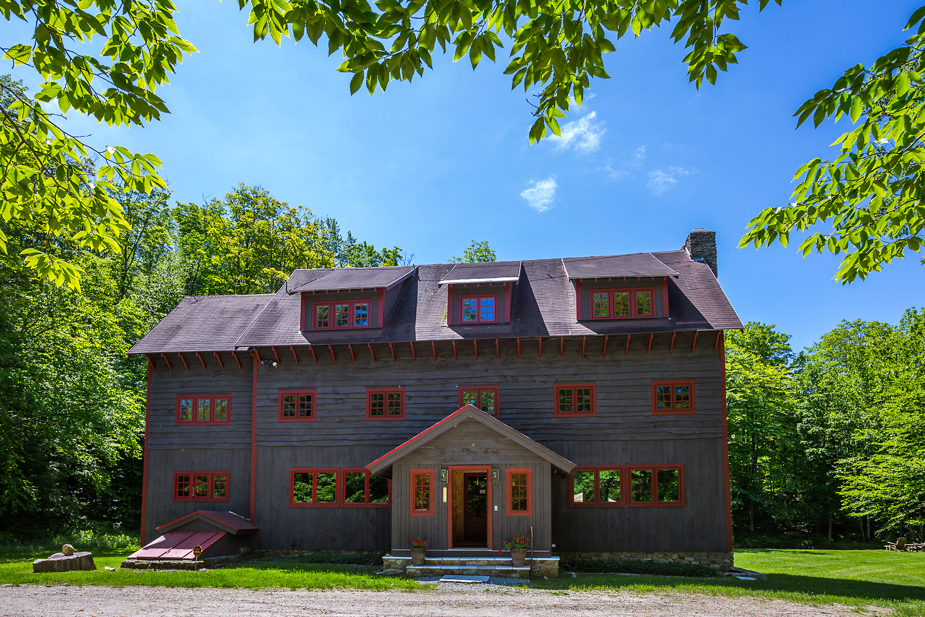 Single Family Homes for Sale at Skylight Ski Lodge 52 Route 30 Route Winhall, Vermont 05340 United States
