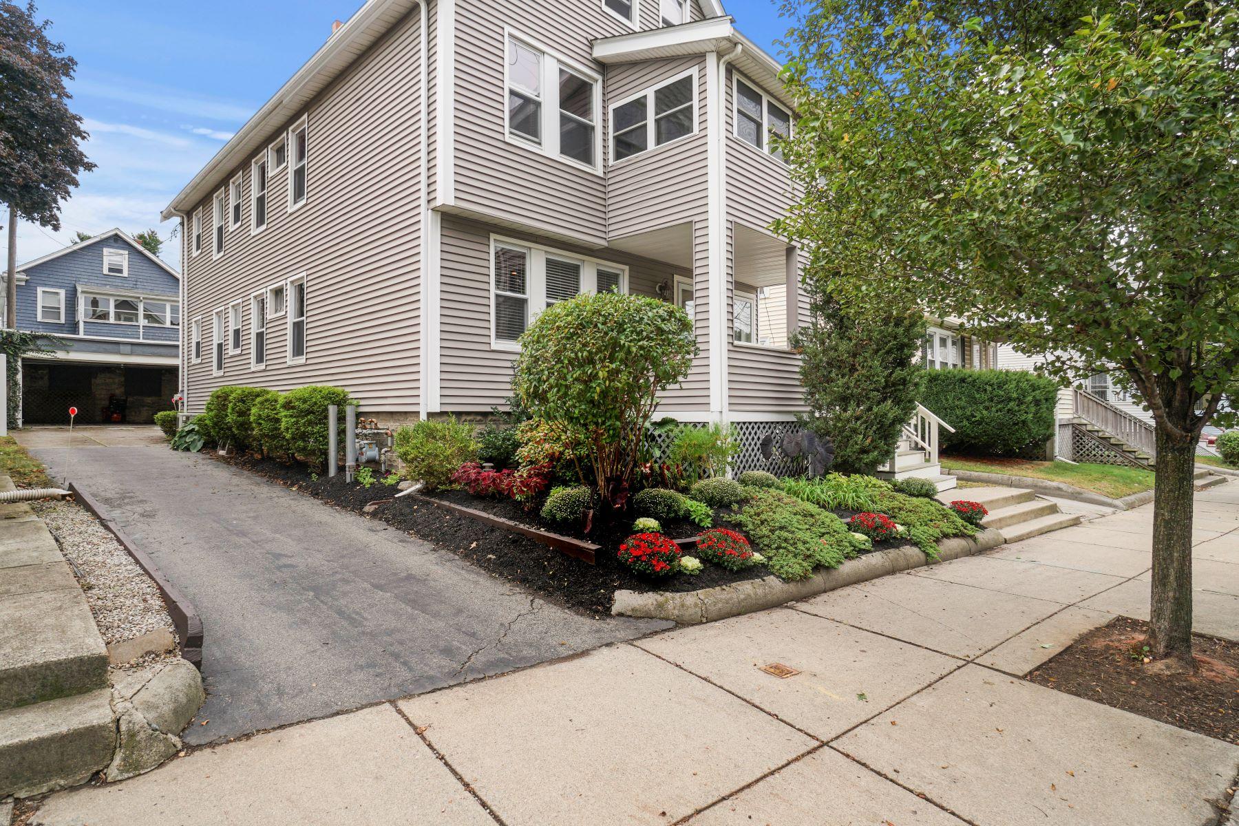 Condominiums 为 销售 在 169 Boston Ave Somerville, 马萨诸塞州 02144 美国