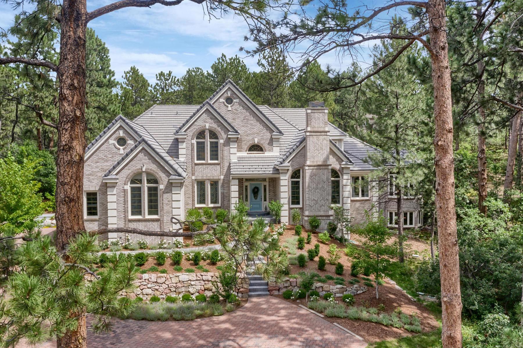 Single Family Homes のために 売買 アット Castle Rock, コロラド 80108 アメリカ