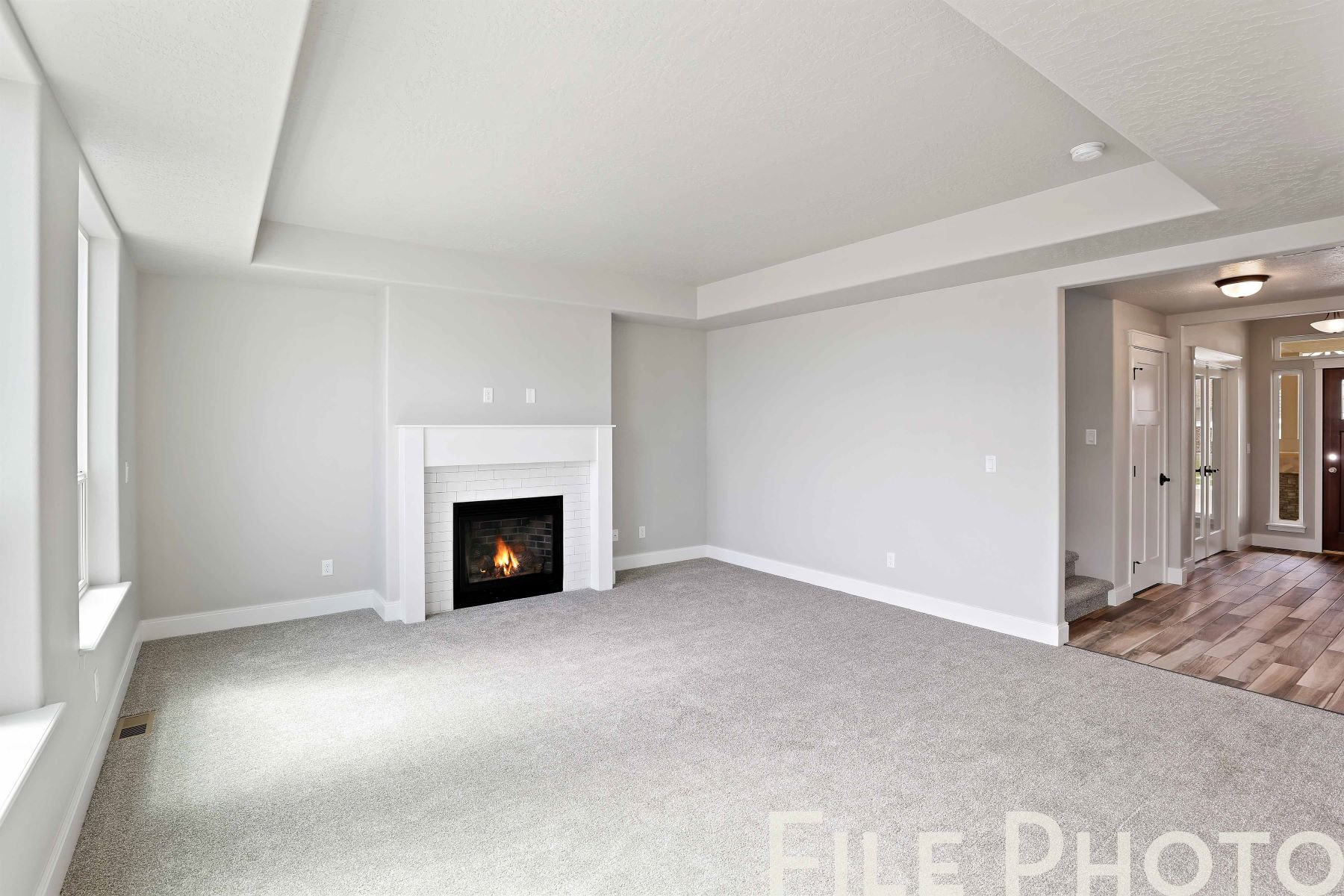 Single Family Homes for Sale at Viking Builders signature series TETON floor plan! 543 Summerview Lane Richland, Washington 99352 United States