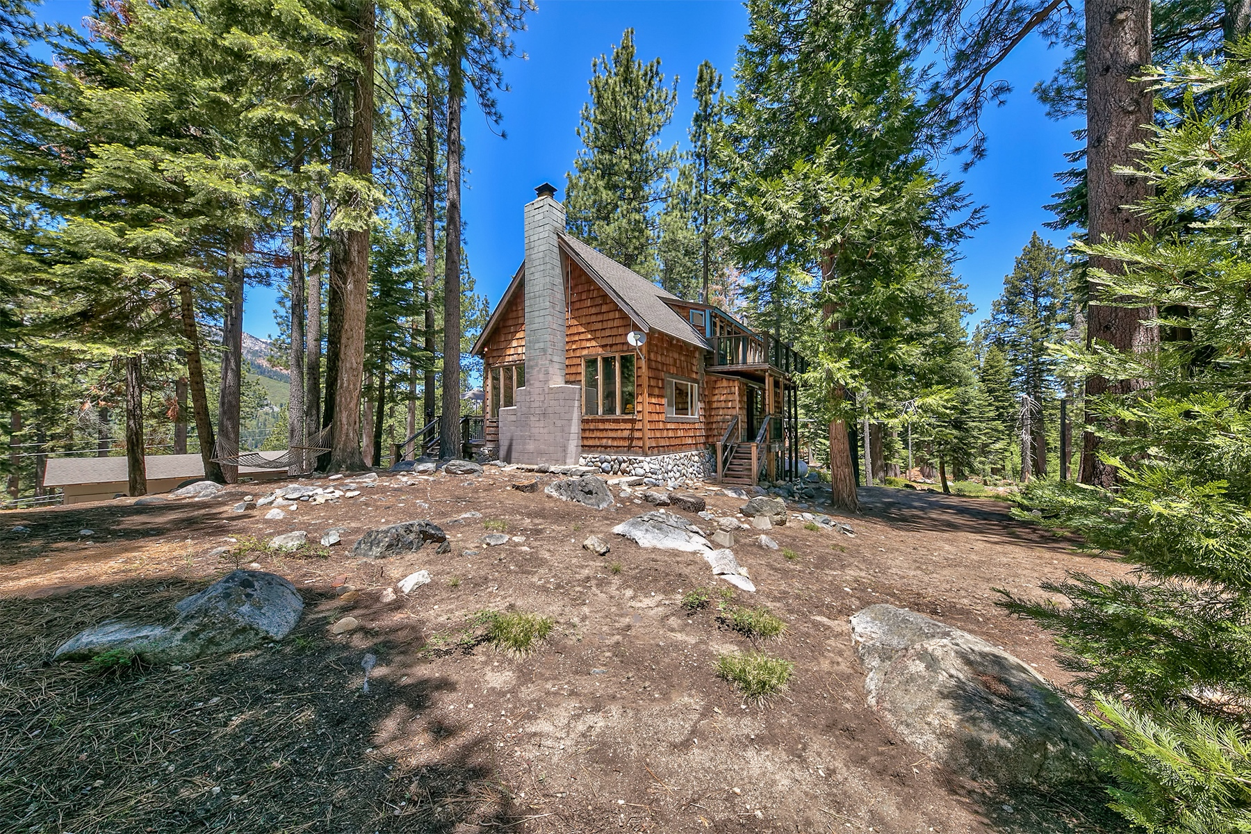 Single Family Homes for Active at 936 Emigrant Road, South Lake Tahoe, CA 96150 936 Emigrant Road South Lake Tahoe, California 96150 United States