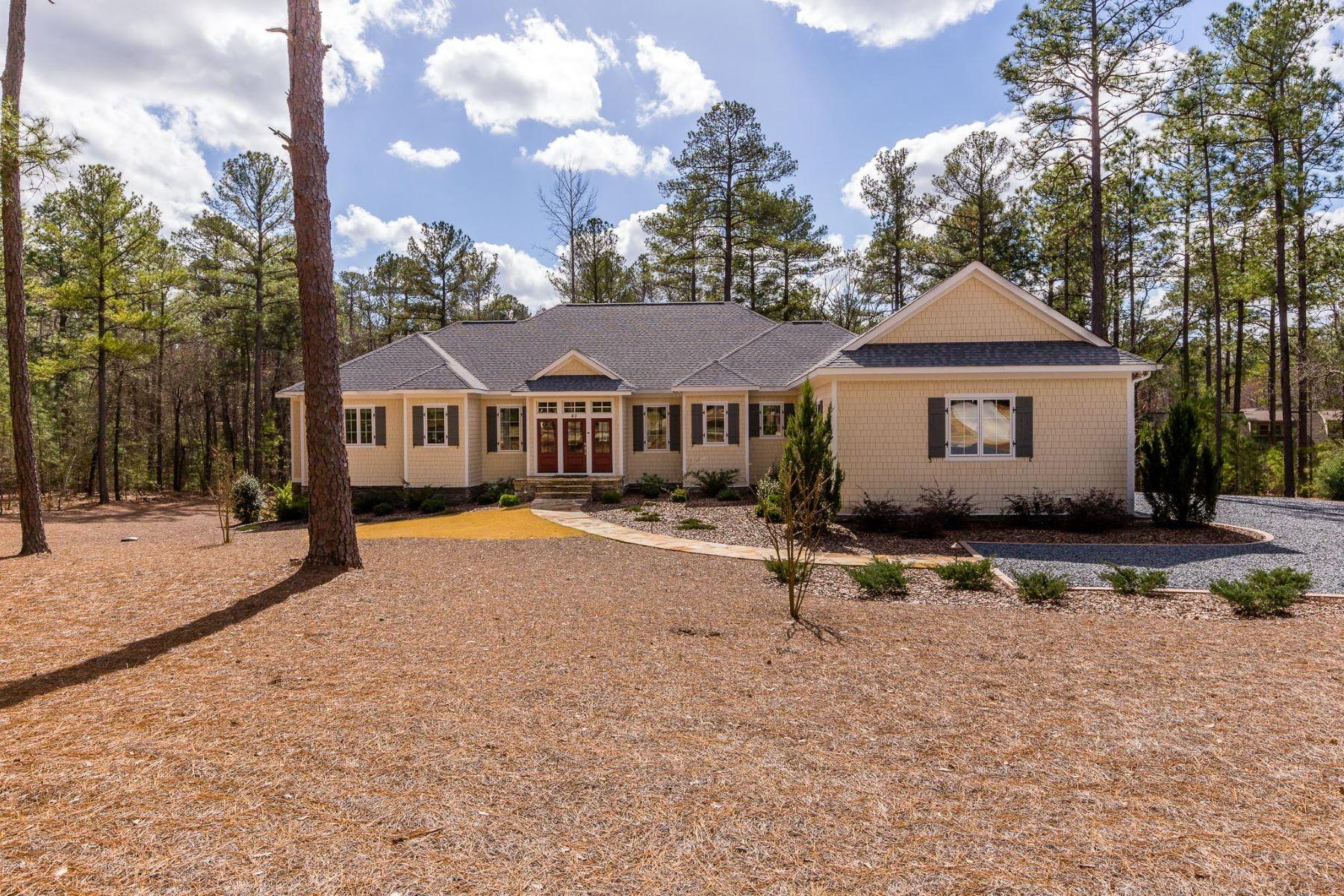Single Family Home for Active at Captivating Custom Home in Forest Creek 43 Ridgeland Street Pinehurst, North Carolina 28374 United States