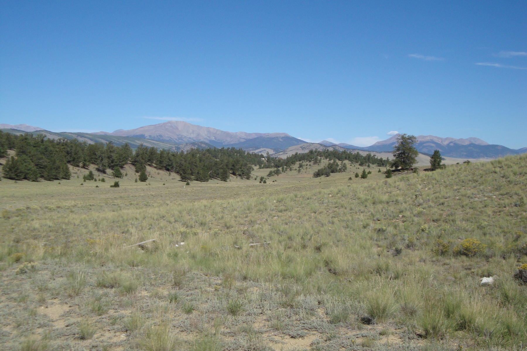 Land for Active at Captivating 35 Acre Lot in Santa Maria Ranch 458 Vaquero Way Como, Colorado 80432 United States