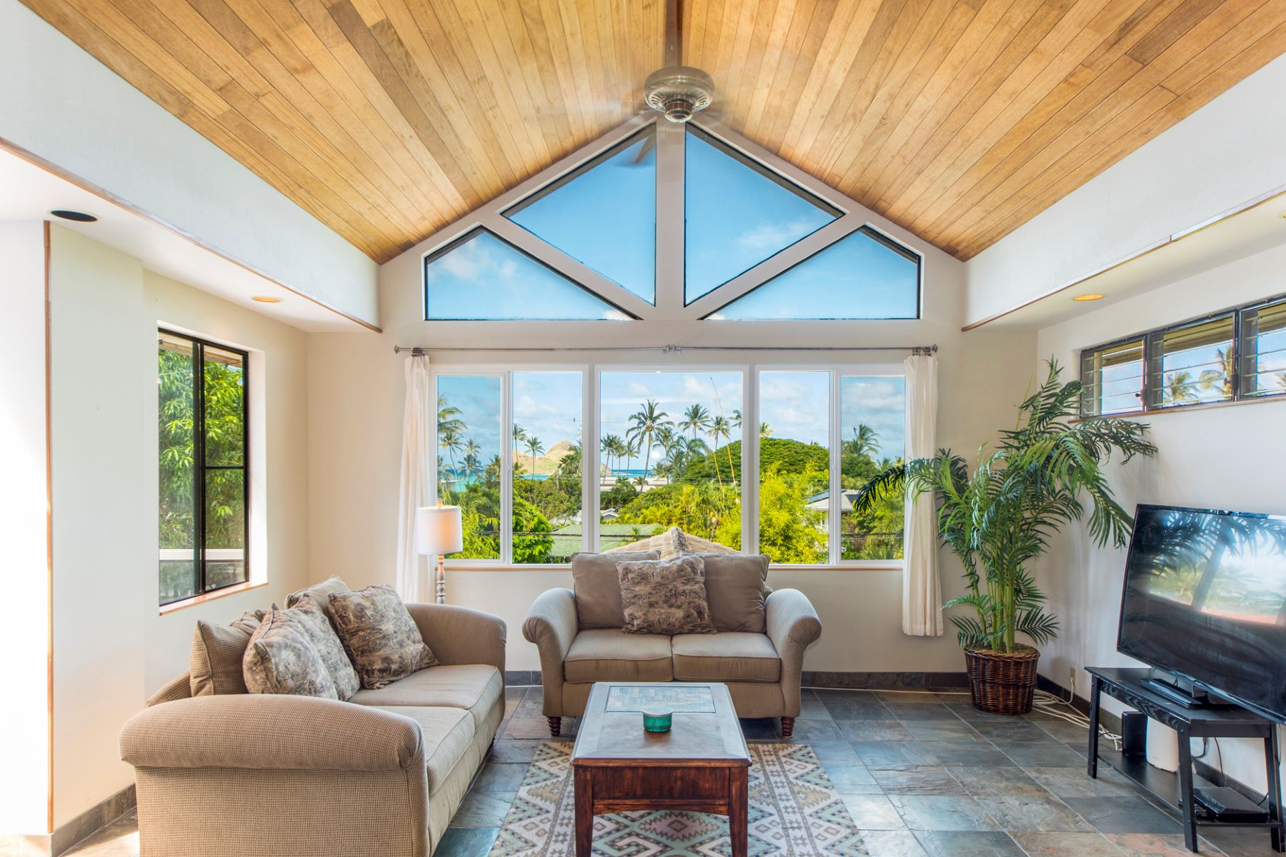Single Family Home for Active at Amazing Views in Lanikai 1341 Aalapapa Dr Kailua, Hawaii 96734 United States