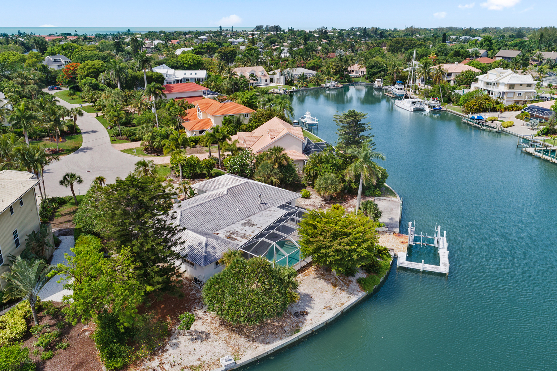 single family homes for Active at 1159 Golden Olive Ct Sanibel, Florida 33957 United States