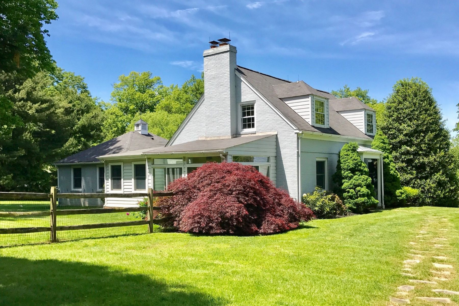 Single Family Home for Sale at 101 Brook Valley Rd., Greenville, DE 19807 Greenville, Delaware, 19807 United States