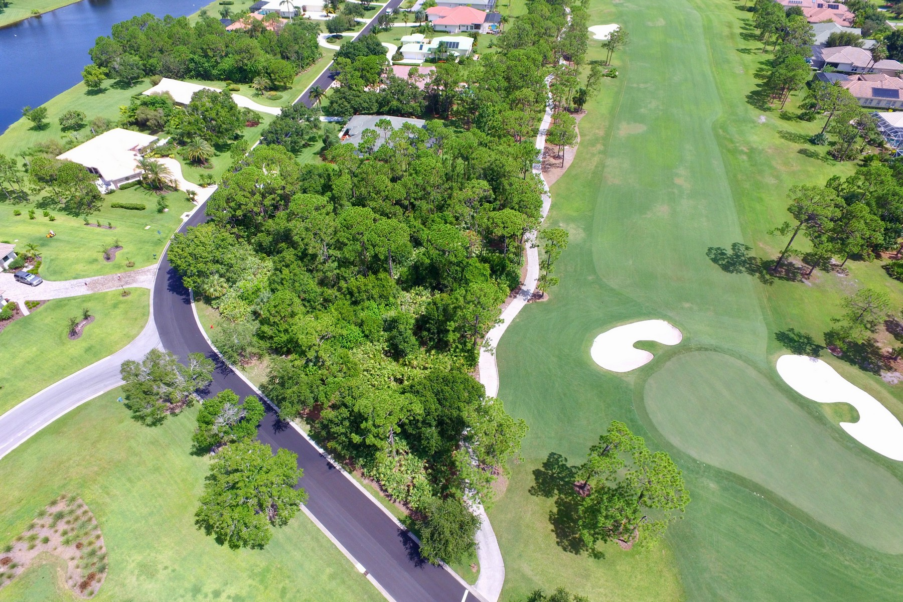 """Land for Sale at Fore! Watch the Golfers and """"Birdies"""" from your Backyard 8057 Plantation Lakes Drive Port St. Lucie, Florida 34986 United States"""