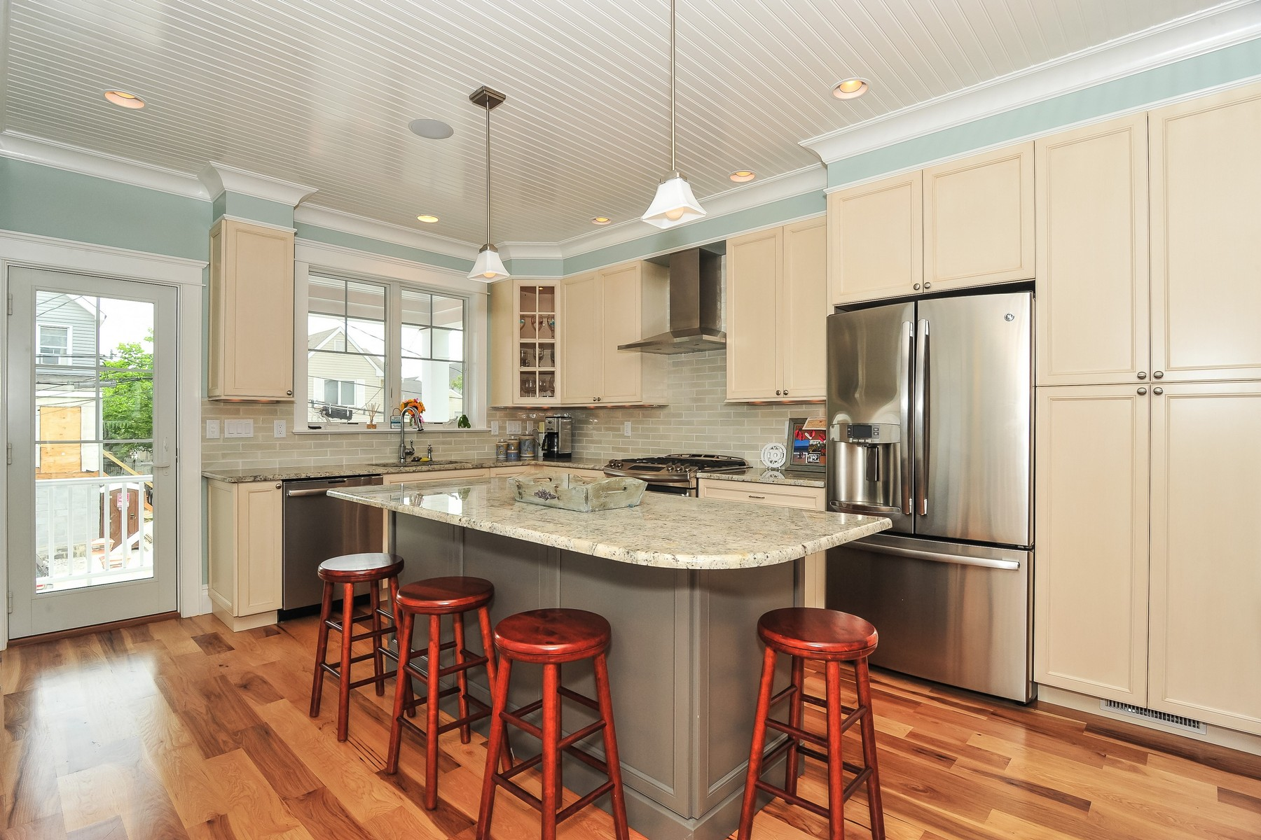 Single Family Home for Rent at Summer Getaway 14 New Street Sea Bright, New Jersey 07760 United States