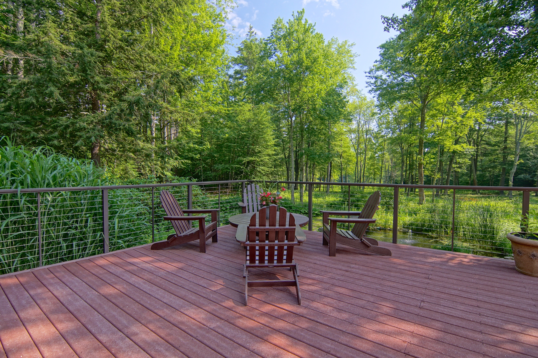Additional photo for property listing at Magical Retreat on the Exeter River 31 Peabody Drive Brentwood, New Hampshire 03833 United States