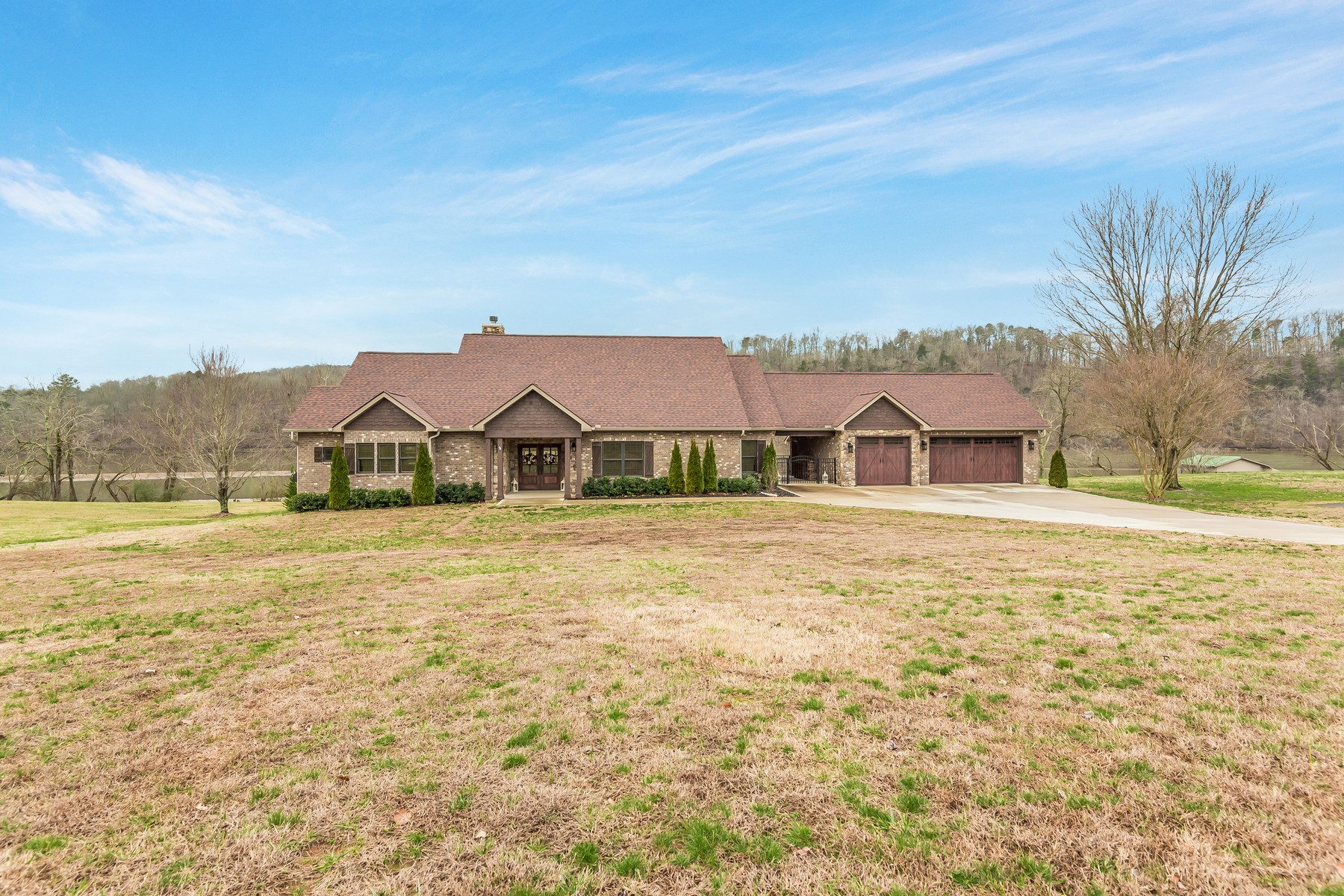 Single Family Home for Sale at Lake Living at It's Best 266 Marble View Drive Kingston, Tennessee 37763 United States