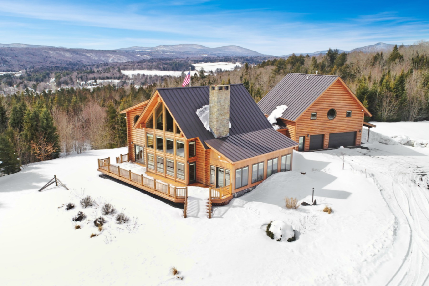 Single Family Home for Sale at 4136 Burke Hollow Road, Burke 4136 Burke Hollow Rd Burke, Vermont 05871 United States