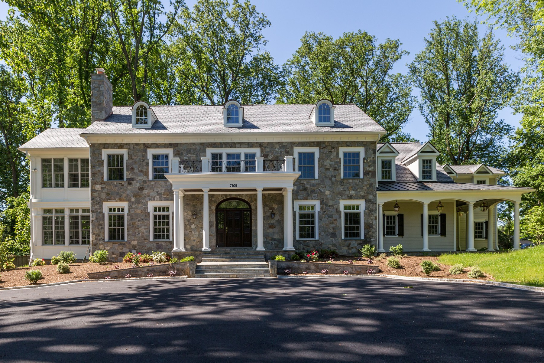 Single Family Home for Sale at 7109 Benjamin Street, Mclean McLean, Virginia, 22101 United States