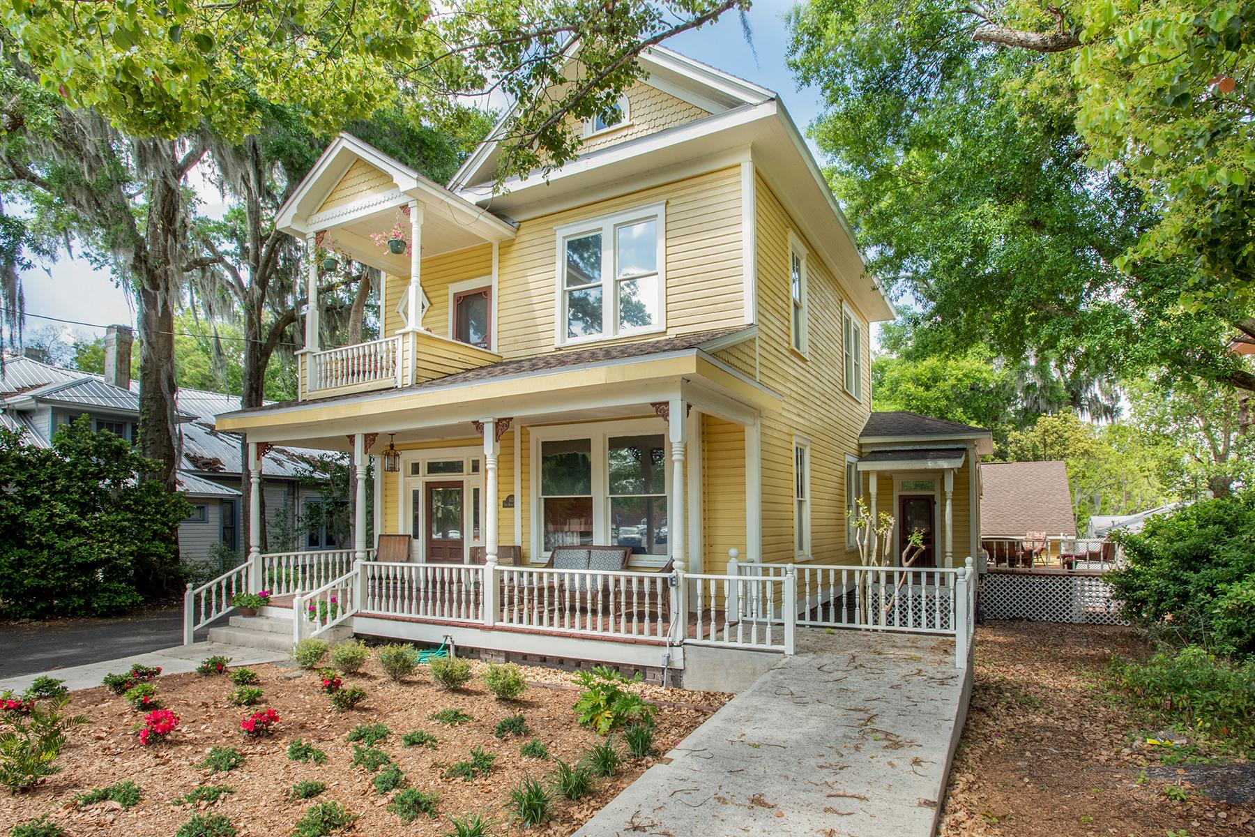 Single Family Homes für Verkauf beim OCALA 613 E Fort King St, Ocala, Florida 34471 Vereinigte Staaten