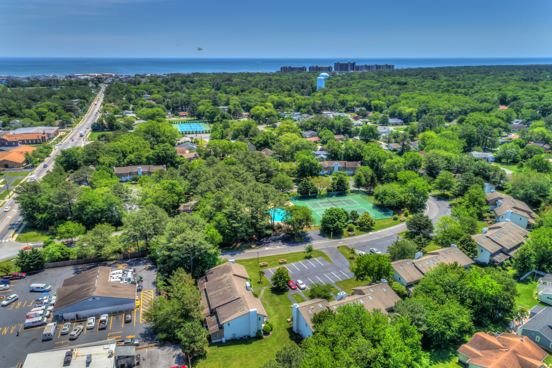 Кондоминиум для того Продажа на 705 Bayberry Circle , 705, Bethany Beach, DE 19930 705 Bayberry Cir 705, Bethany Beach, Делавэр 19930 Соединенные Штаты