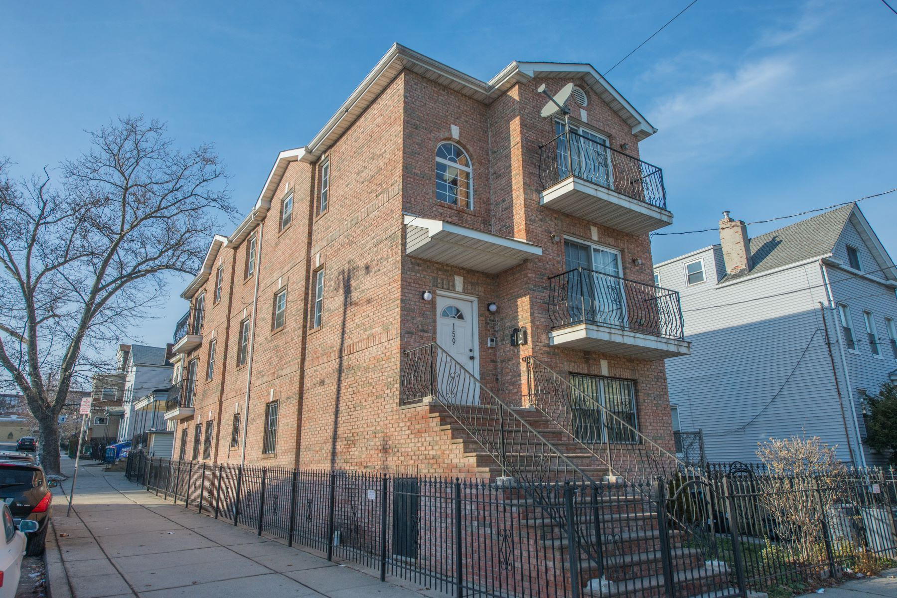 Single Family Home for Sale at Welcome to your next investment property. This home has so many options 159 Sherman Avenue Newark, 07114 United States