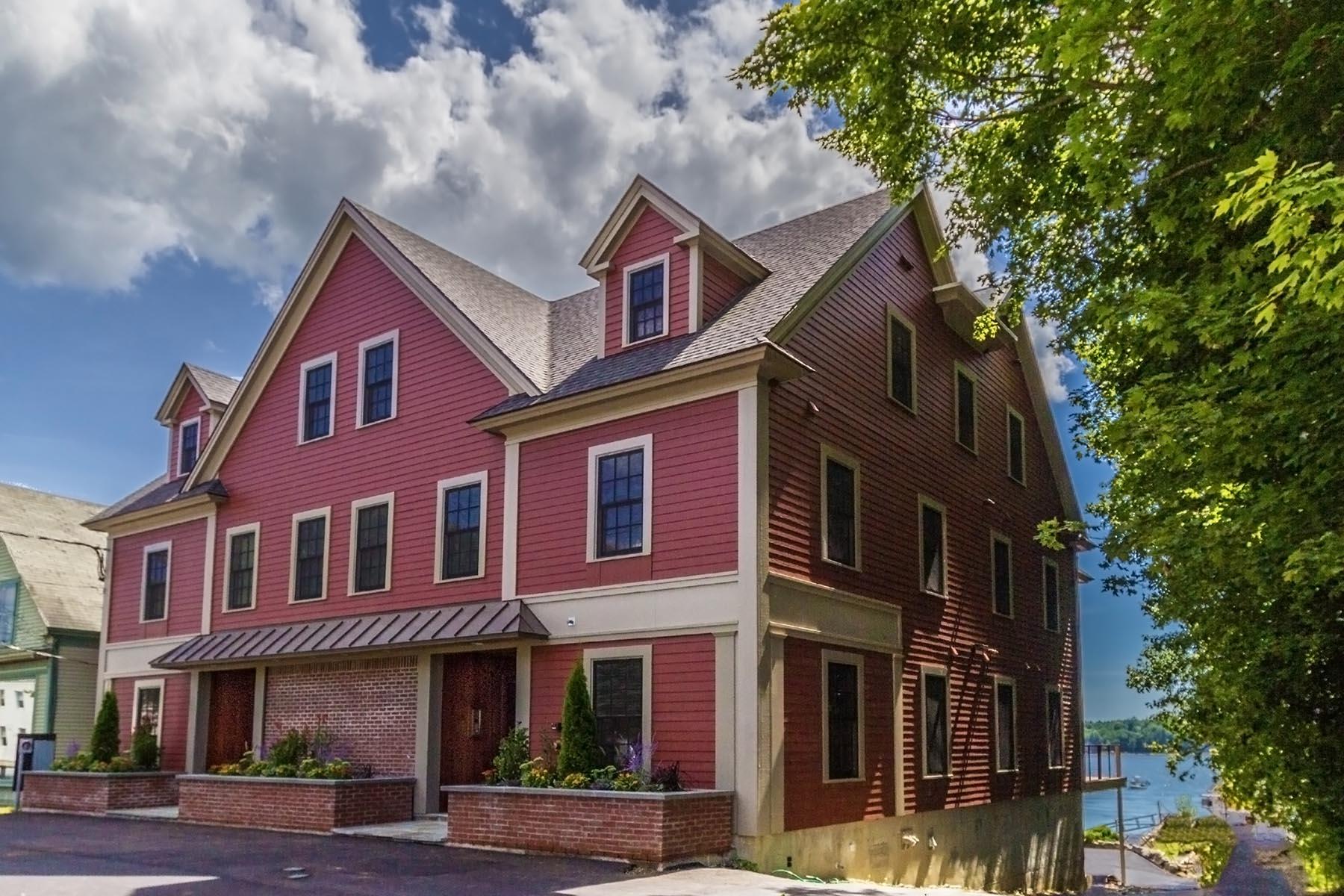 Condominium for Sale at 75 Main Street Unit #2 Newcastle, Maine 04553 United States
