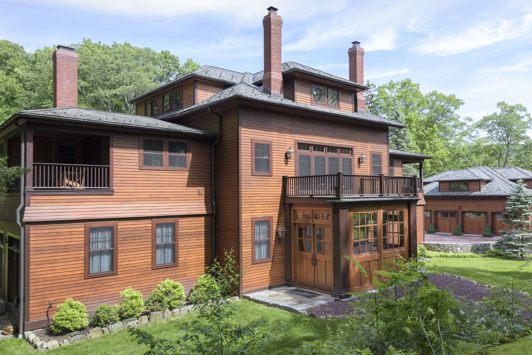 Single Family Homes 為 出售 在 Tuxedo Park Carriage House 18 Patterson Brook Road, Tuxedo Park, 纽约 10987 美國