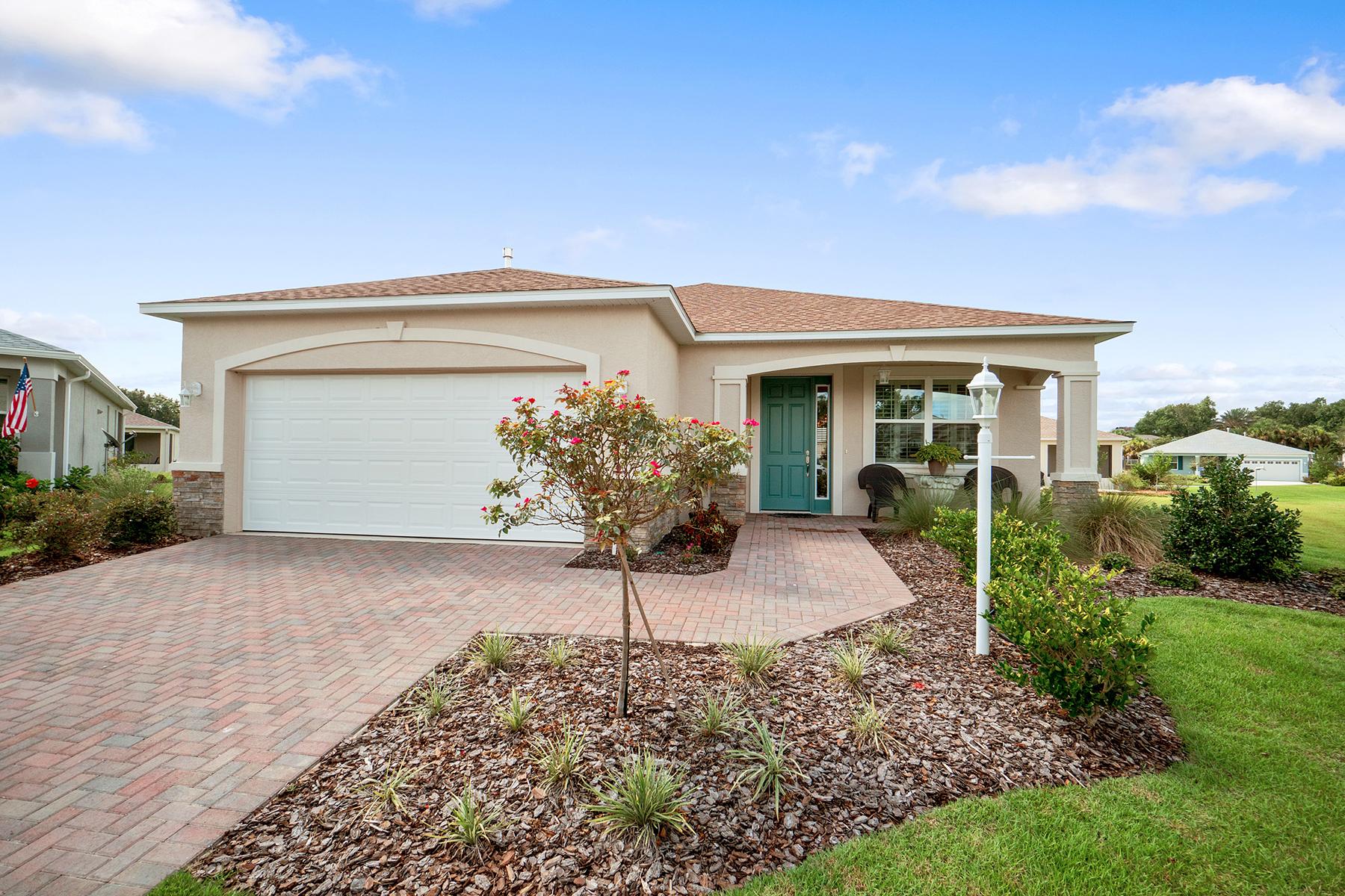 Enfamiljshus för Försäljning vid ORLANDO - OCALA 8229 78th Terrace Rd Ocala, Florida 34476 Usa