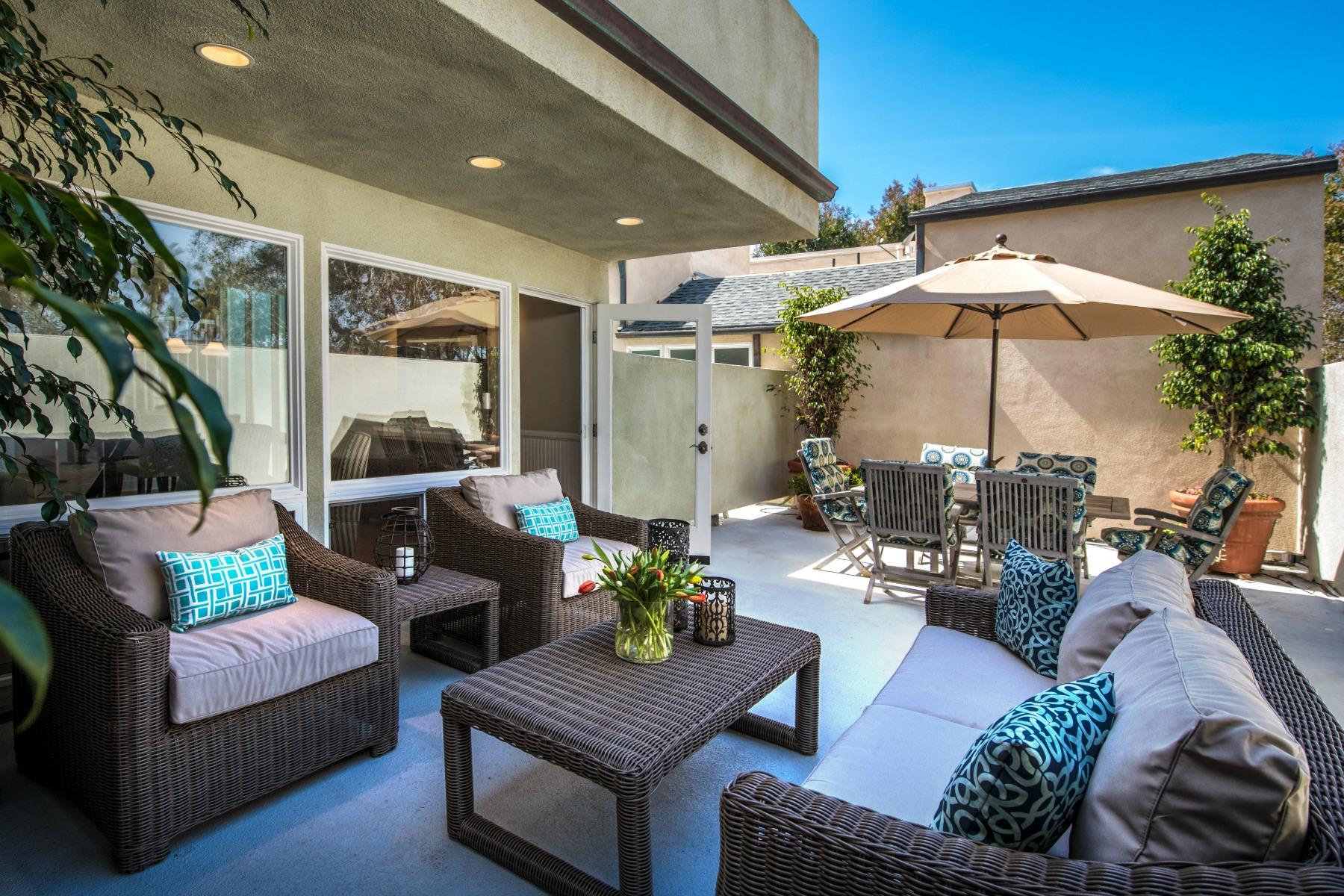 Частный односемейный дом для того Продажа на 1761 Coast Blvd Del Mar, Калифорния 92014 Соединенные Штаты