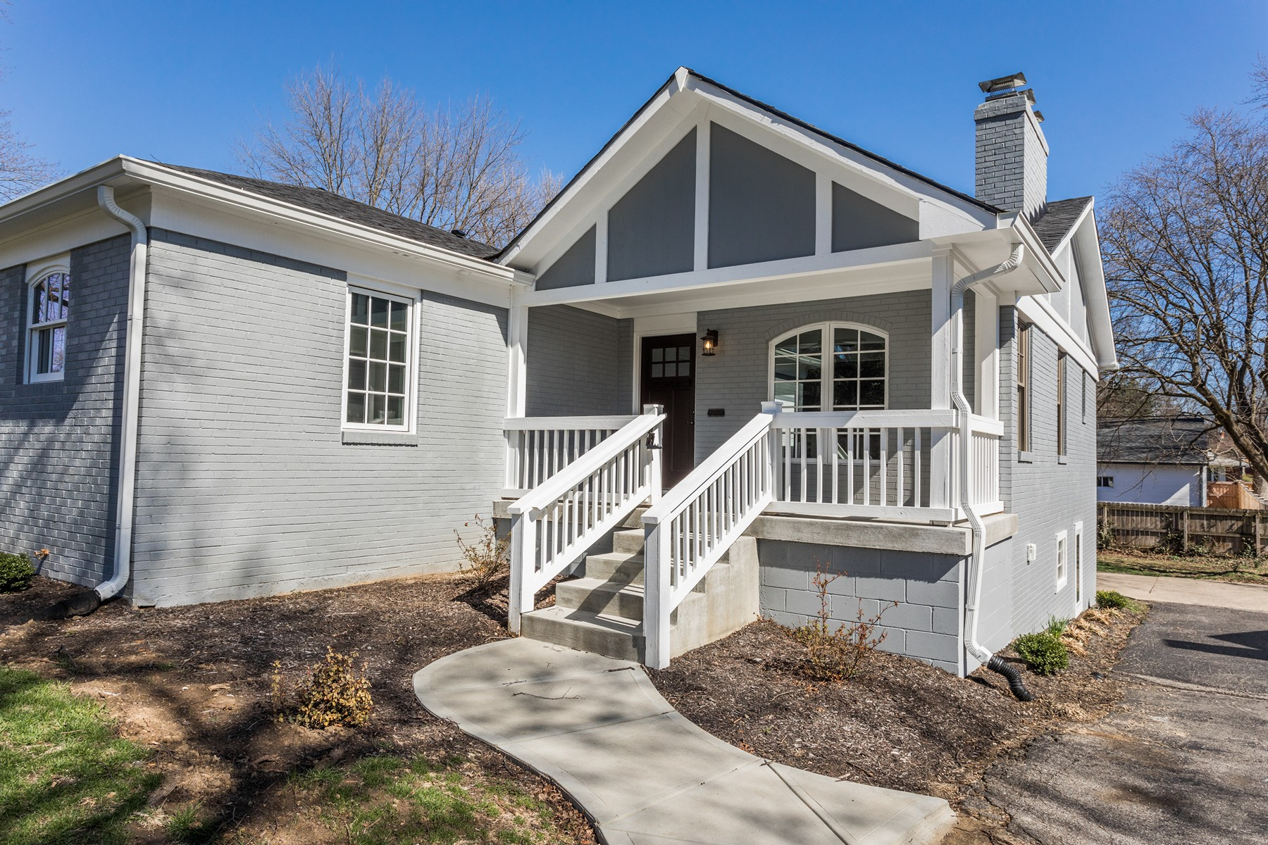 Single Family Home for Sale at Totally Transformed 7061 Warwick Road Arden, Indianapolis, Indiana, 46220 United States