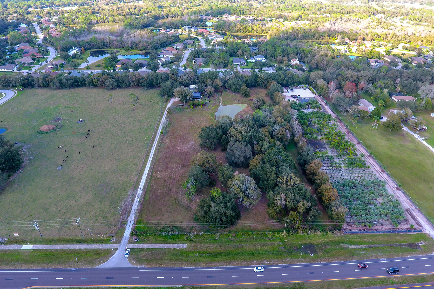 Land for Sale at BRADENTON 15005 E State Road 64 Bradenton, Florida 34212 United States