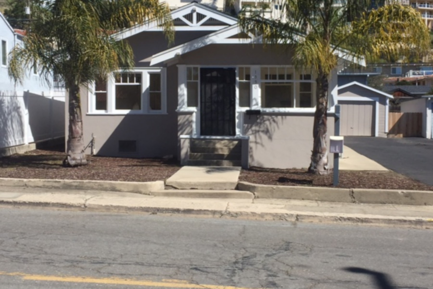 Single Family Home for Sale at Pismo Beach Bungalow 1350 Bello Pismo Beach, California 93449 United States