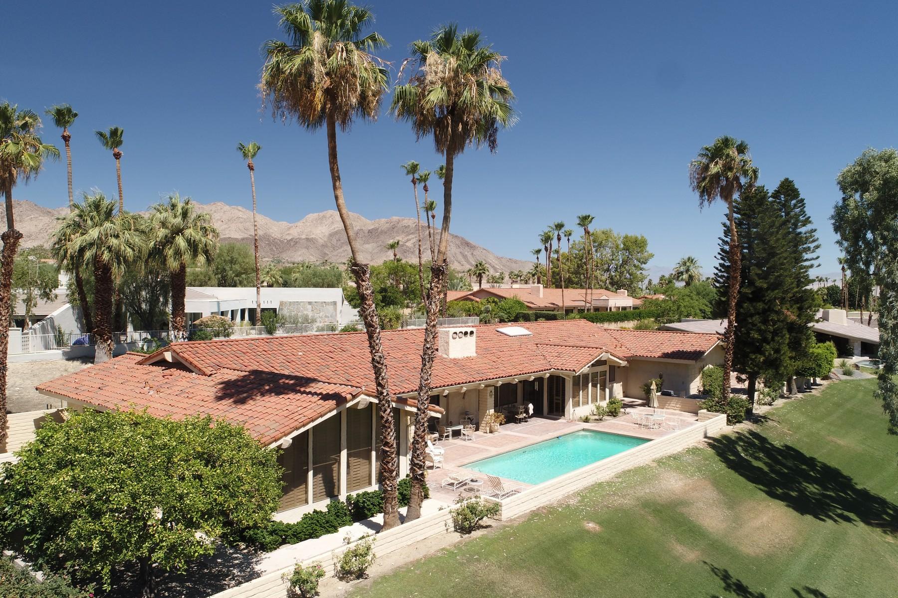 Single Family Homes for Sale at 49240 Sunrose Lane Palm Desert, California 92260 United States