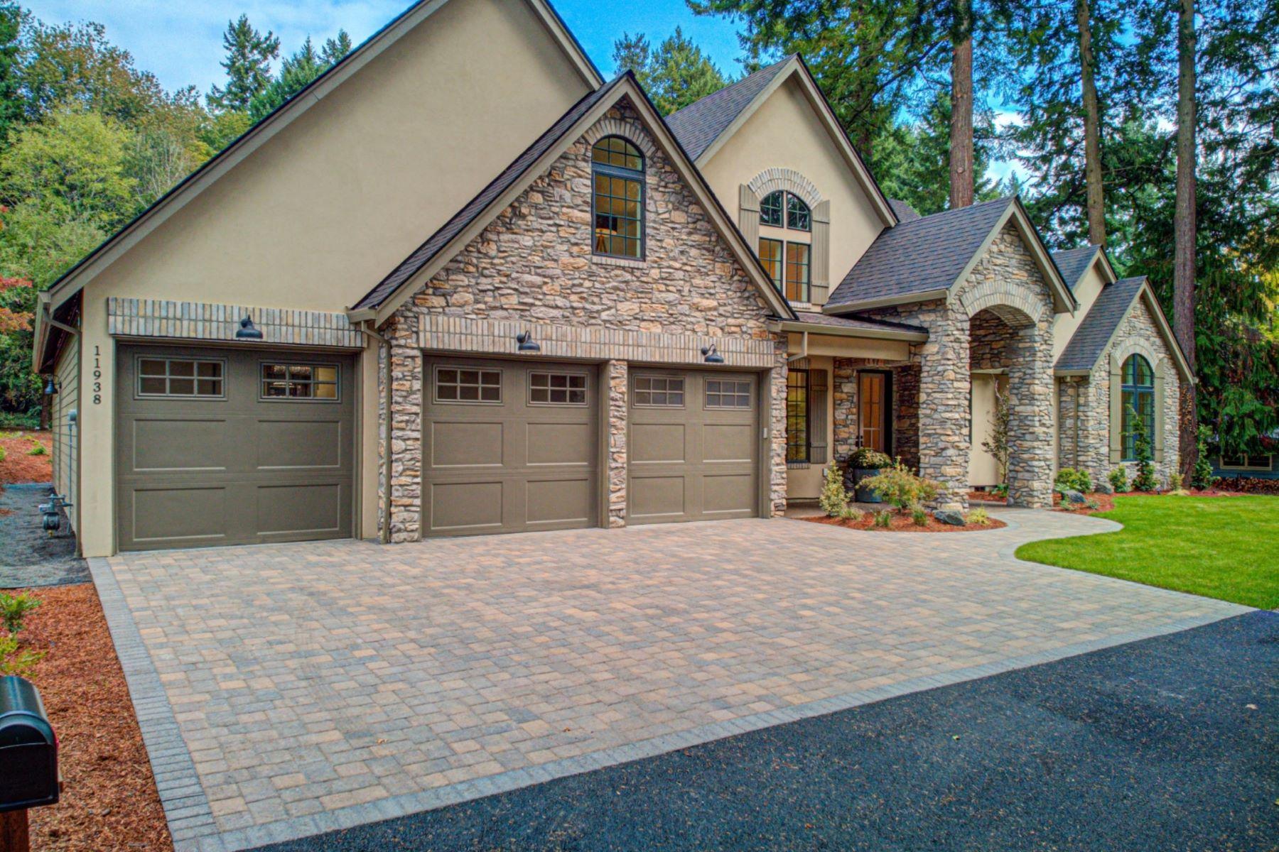 Single Family Homes pour l Vente à Portland, Oregon 97219 États-Unis