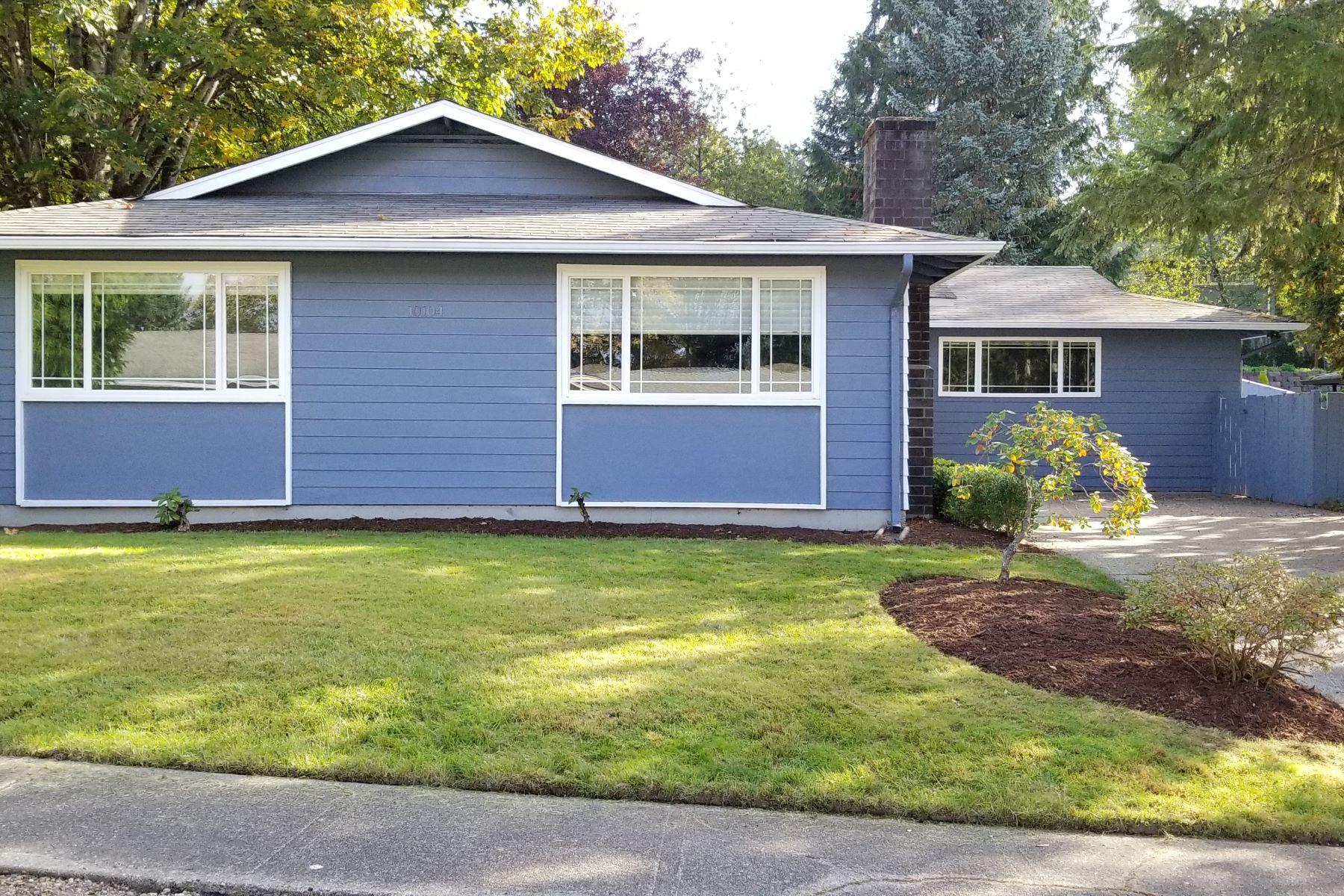 Single Family Homes for Sale at Stoner 10104 162nd Place NE Redmond, Washington 98052 United States