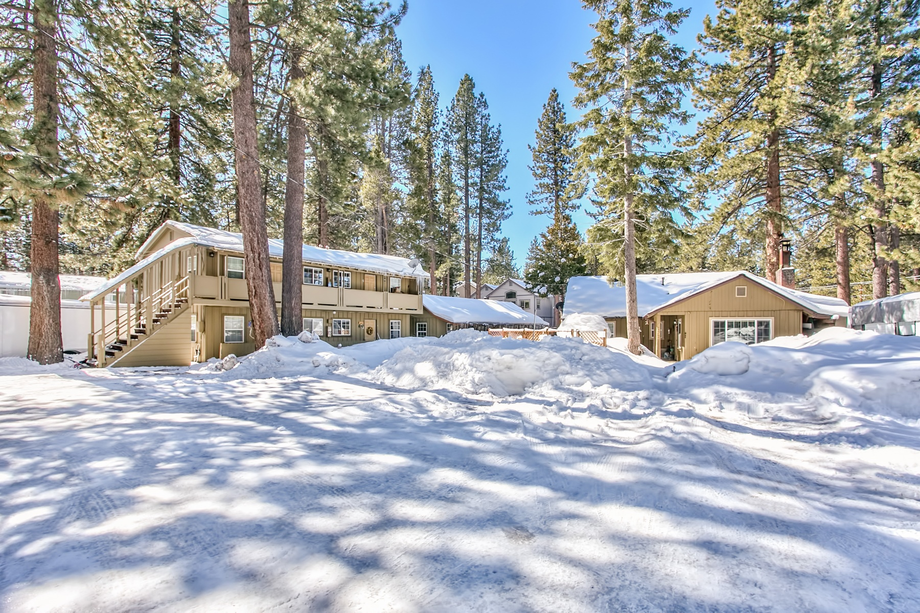 Multi-Family Home for Active at 1040 Marjorie Street, South Lake Tahoe, California 96150 South Lake Tahoe, California 96150 United States