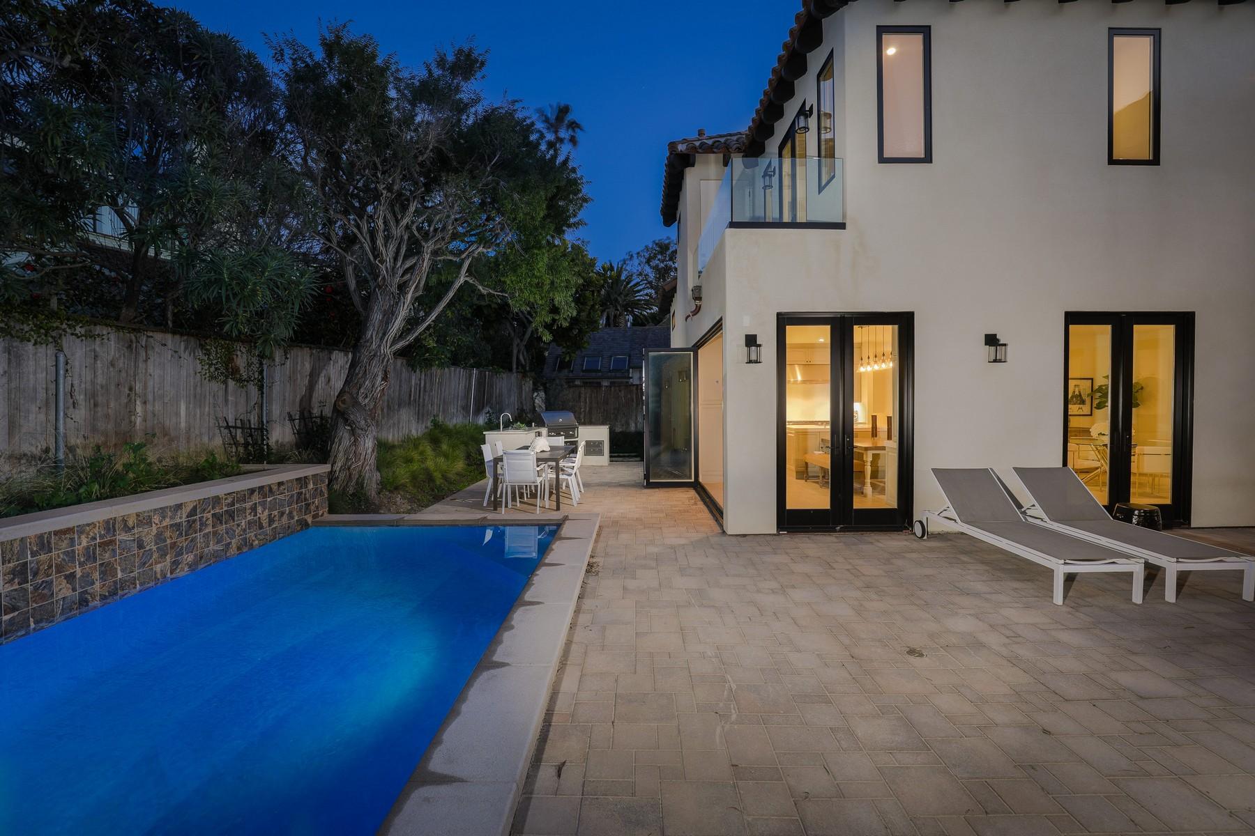 단독 가정 주택 용 매매 에 5915 Camino De La Costa La Jolla, 캘리포니아, 92037 미국