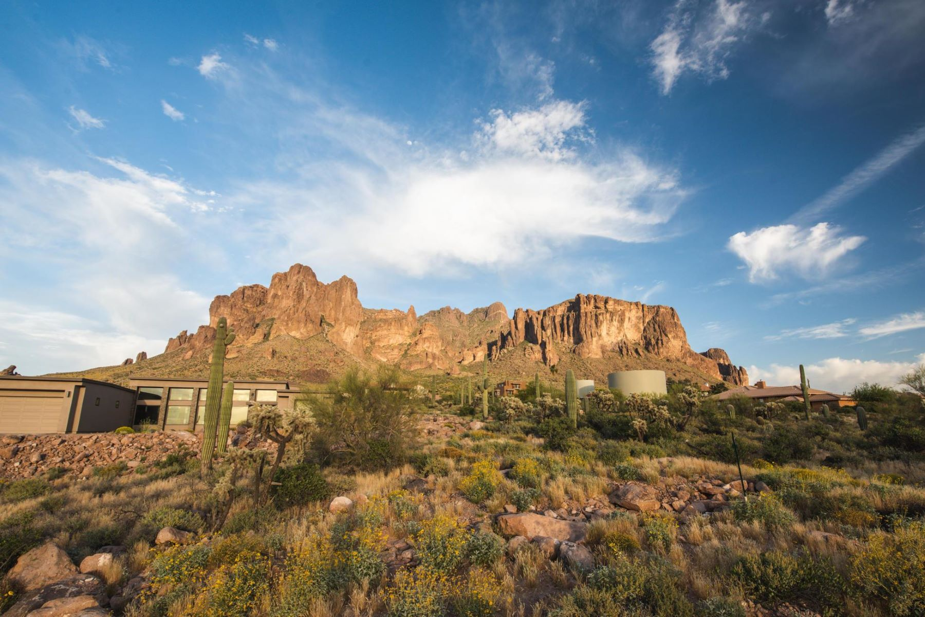 Land for Active at Apache Junction 35XX N LA BARGE RD Apache Junction, Arizona 85119 United States